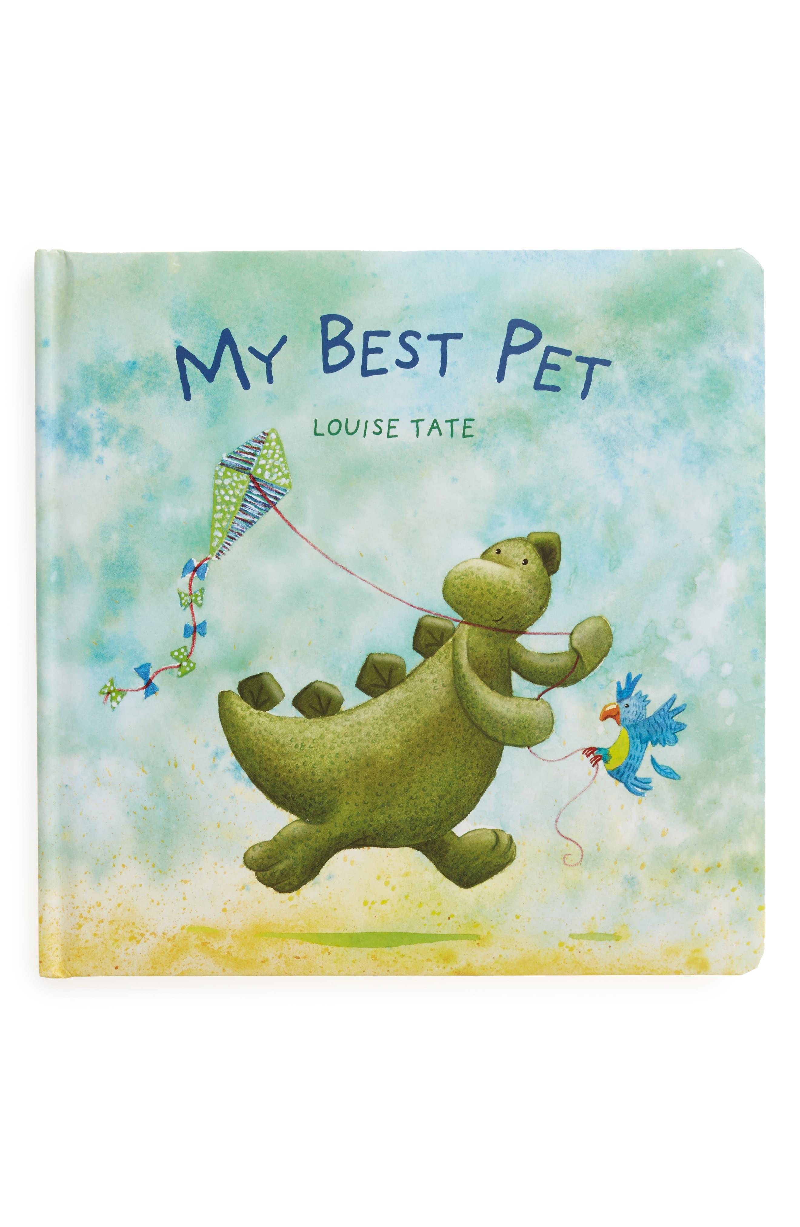 Toddler The Best Pet Book