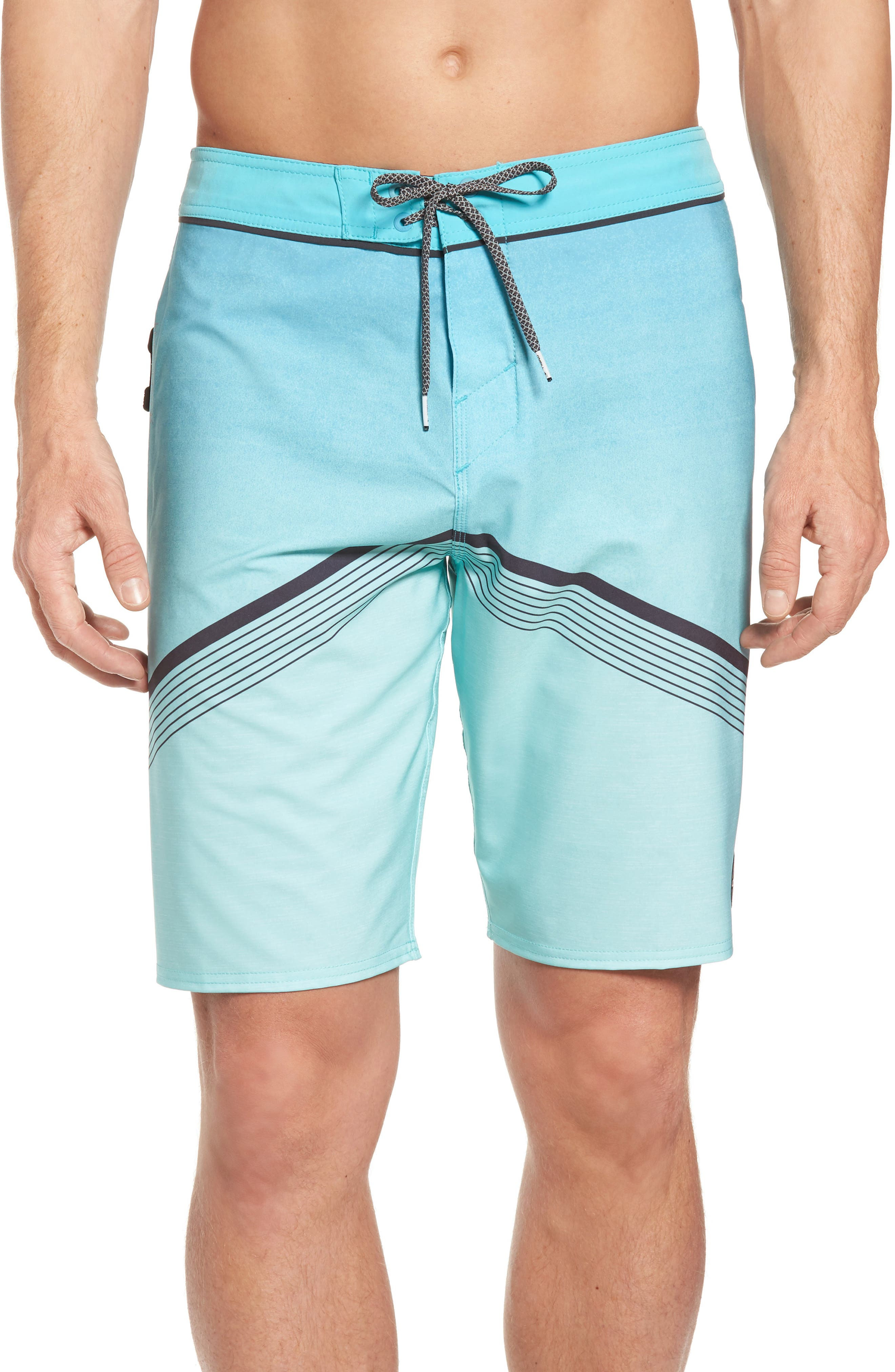 Hyperfreak Stretch Board Shorts,                             Main thumbnail 6, color,