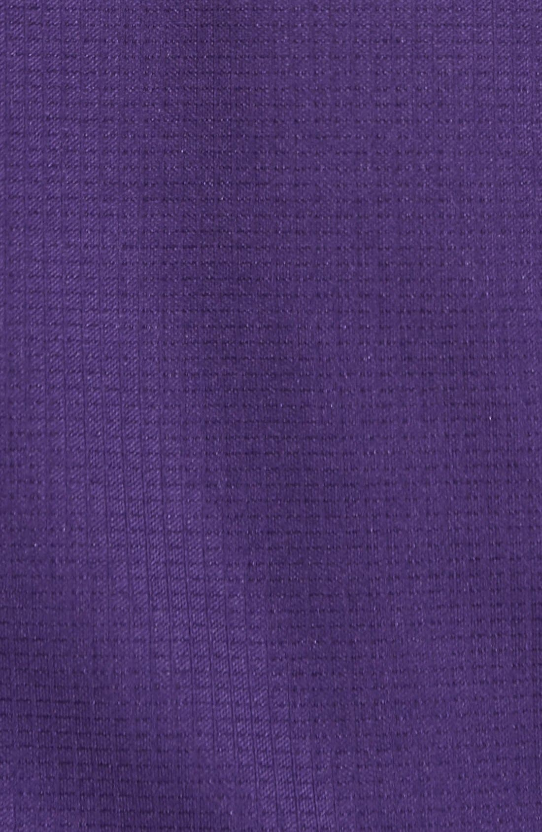 'Genre' DryTec Moisture Wicking Polo,                             Alternate thumbnail 2, color,                             COLLEGE PURPLE