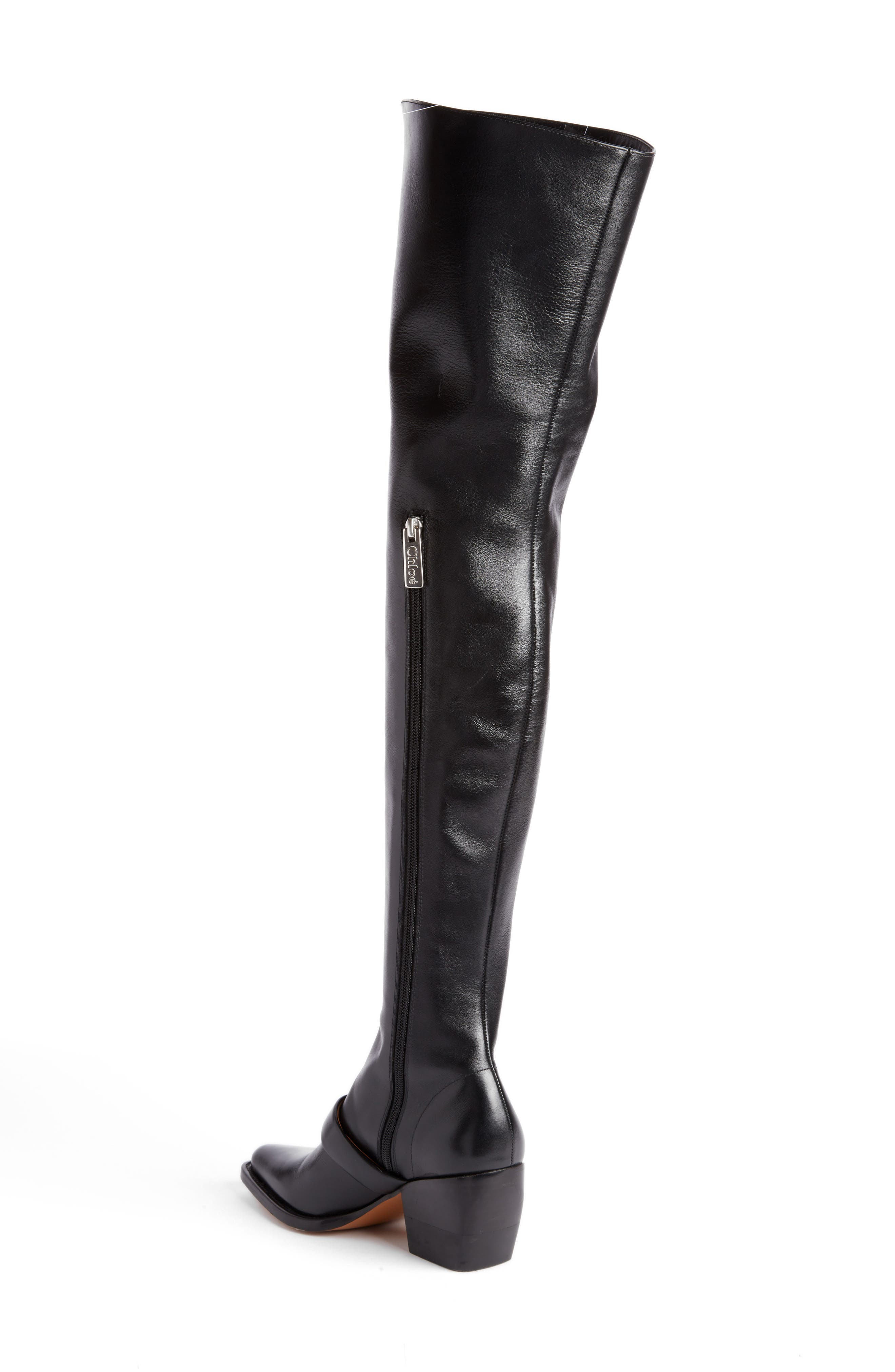 Rylee Over the Knee Boot,                             Alternate thumbnail 2, color,                             001