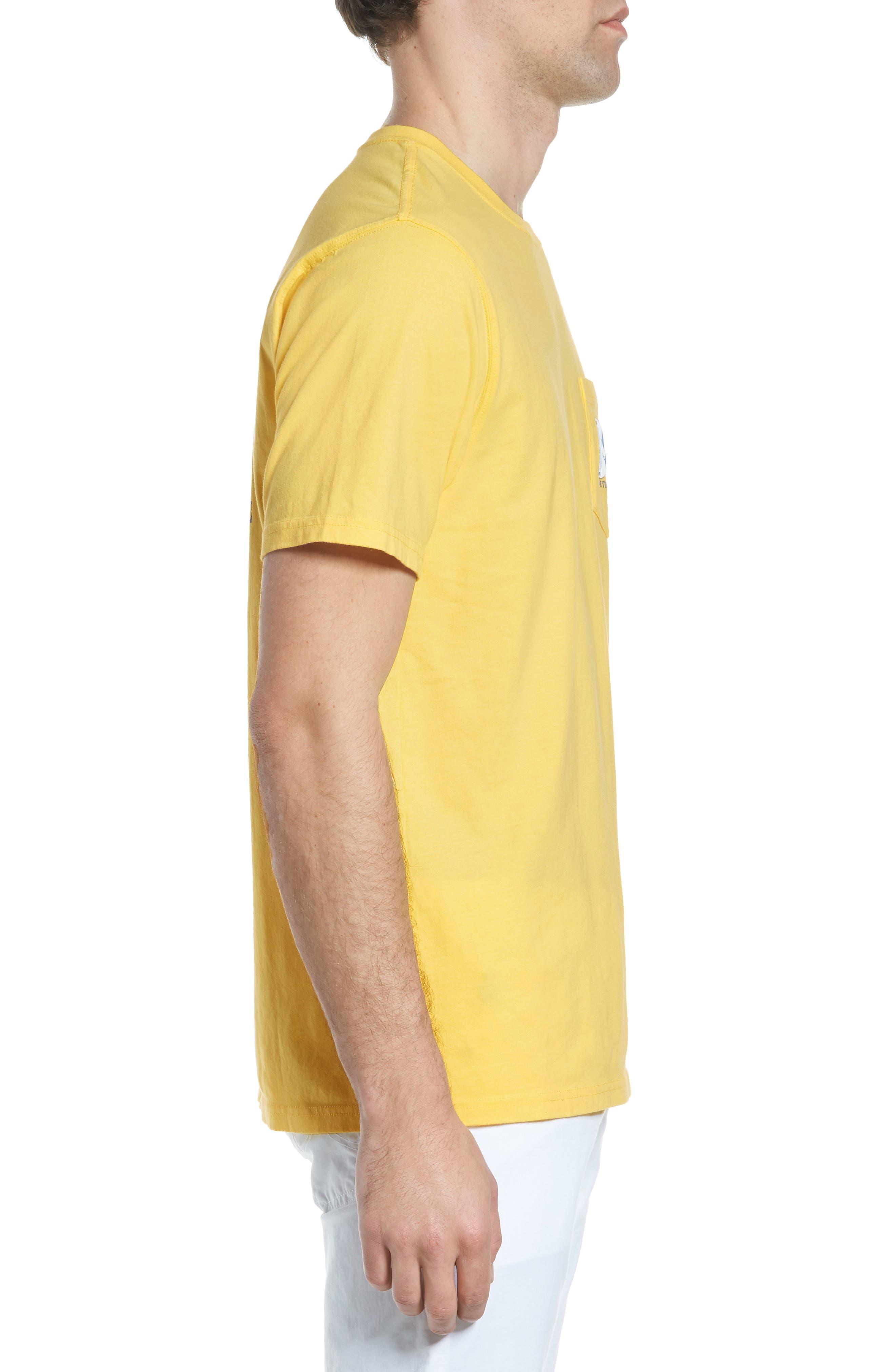 Alpha Up Crewneck T-Shirt,                             Alternate thumbnail 3, color,