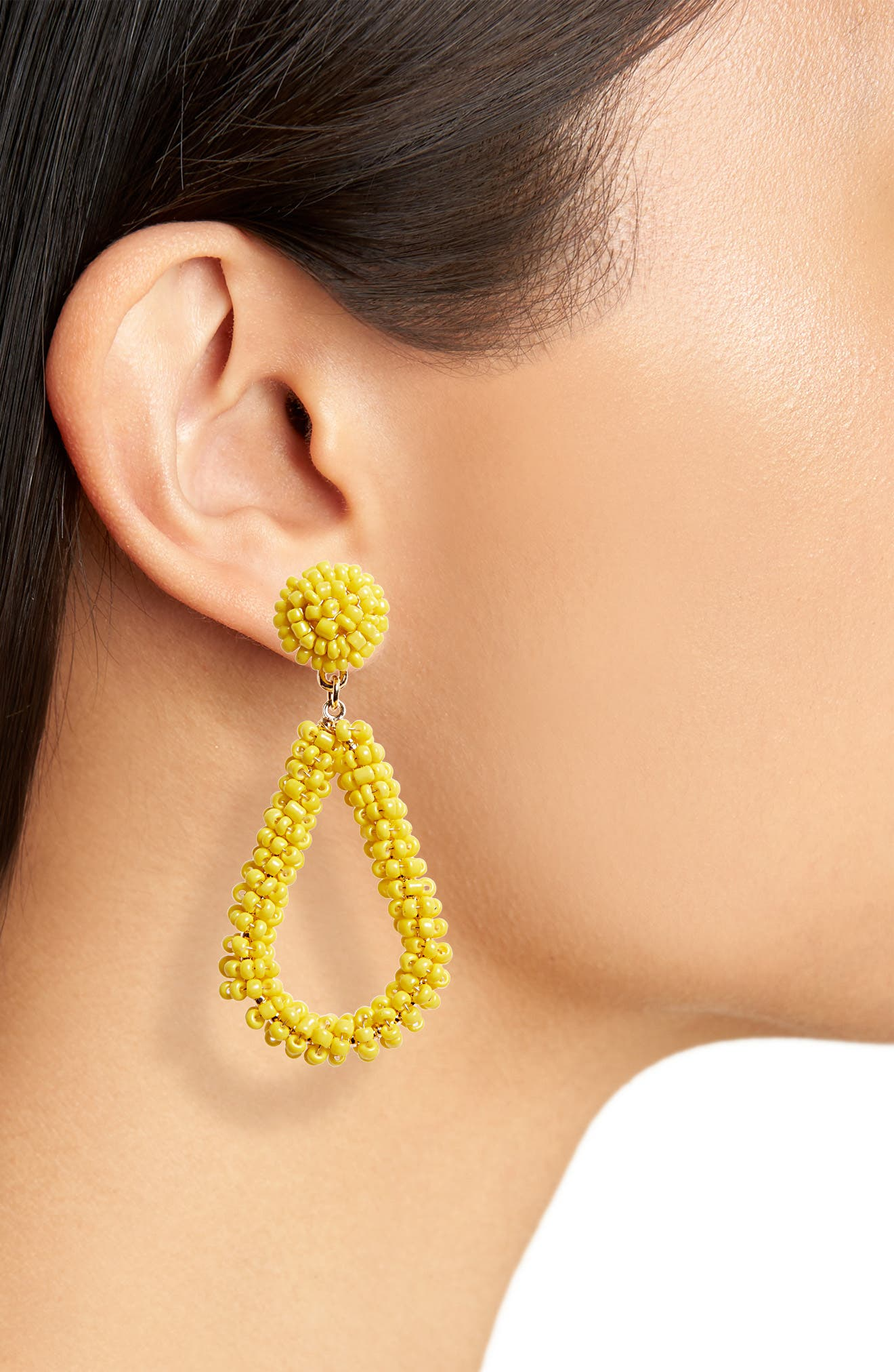 Bead Drop Earrings,                             Alternate thumbnail 11, color,