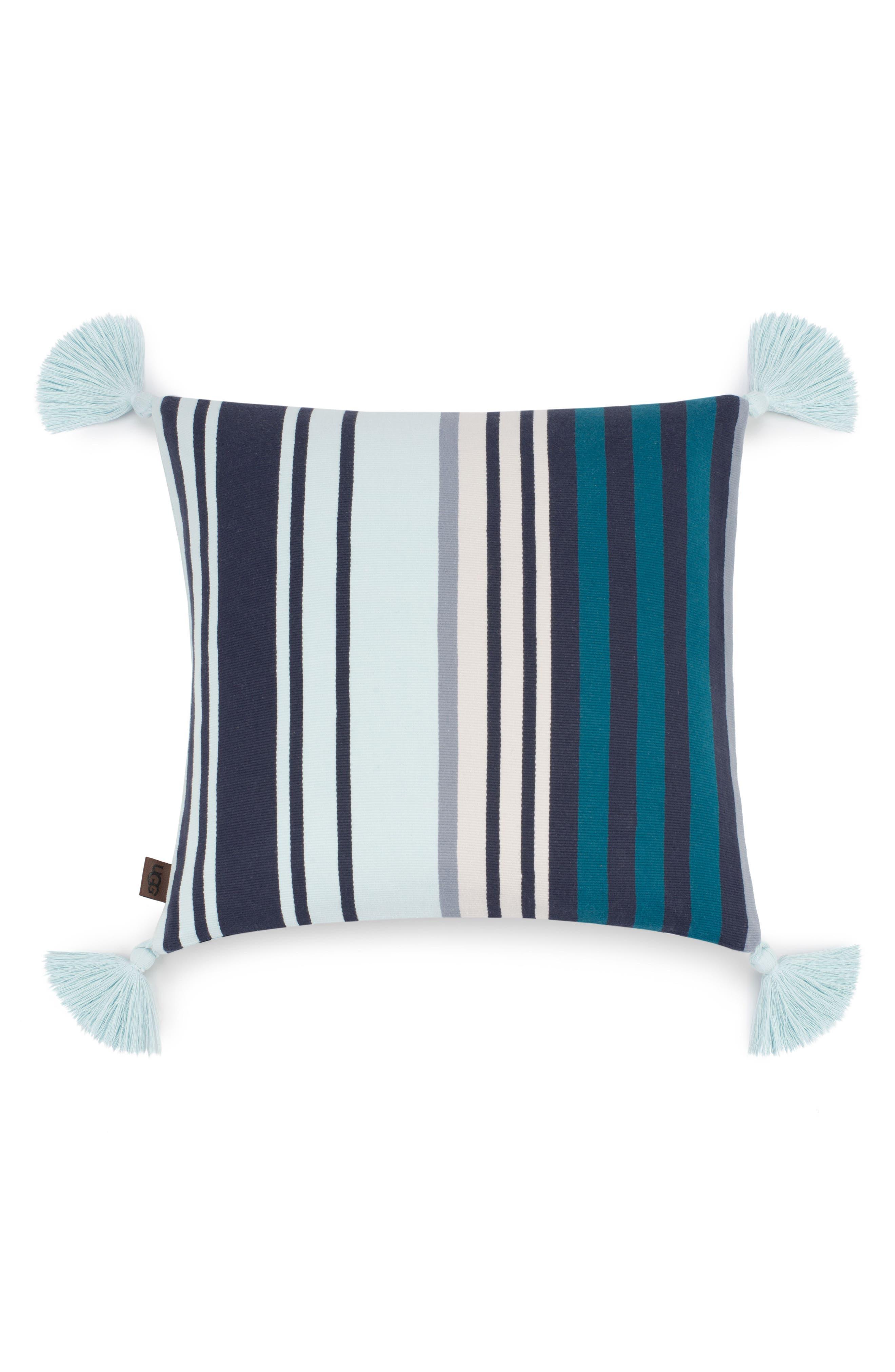 Hammond Stripe Pillow,                             Main thumbnail 2, color,