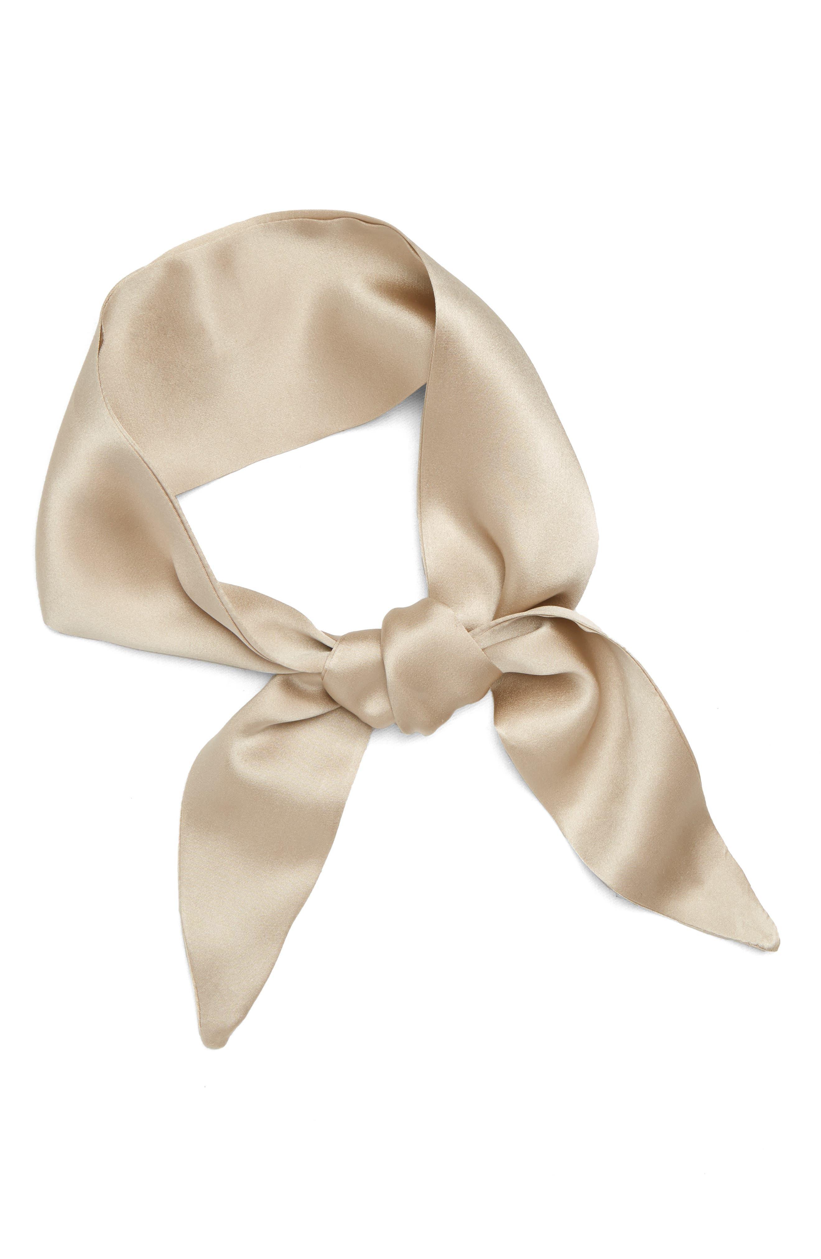 Coco Silk Neckerchief,                         Main,                         color, 250