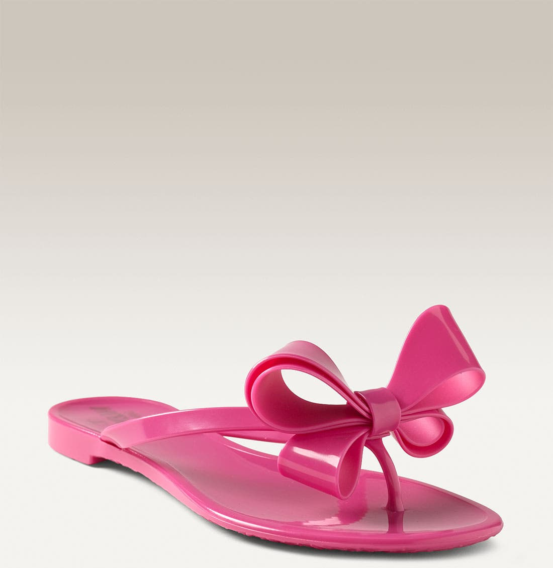 Couture Bow Thong Sandal,                             Main thumbnail 9, color,