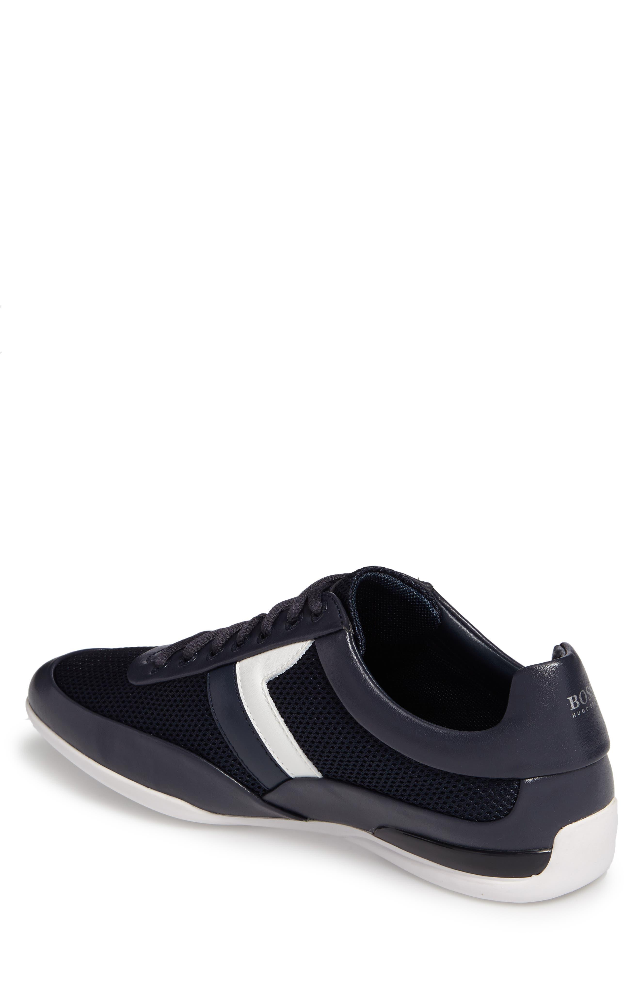 Green Space Mesh Sneaker,                             Alternate thumbnail 2, color,                             405