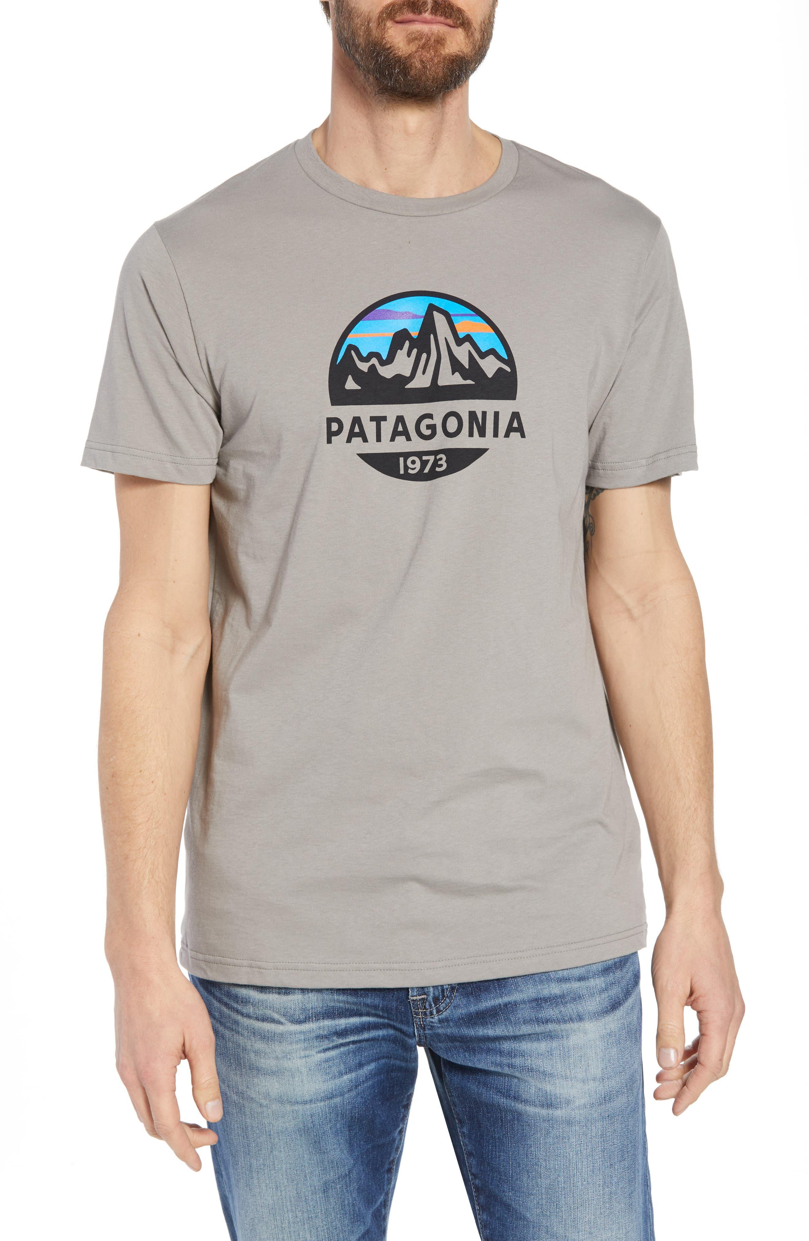 Patagonia Fitz Roy Scope Crewneck T-Shirt