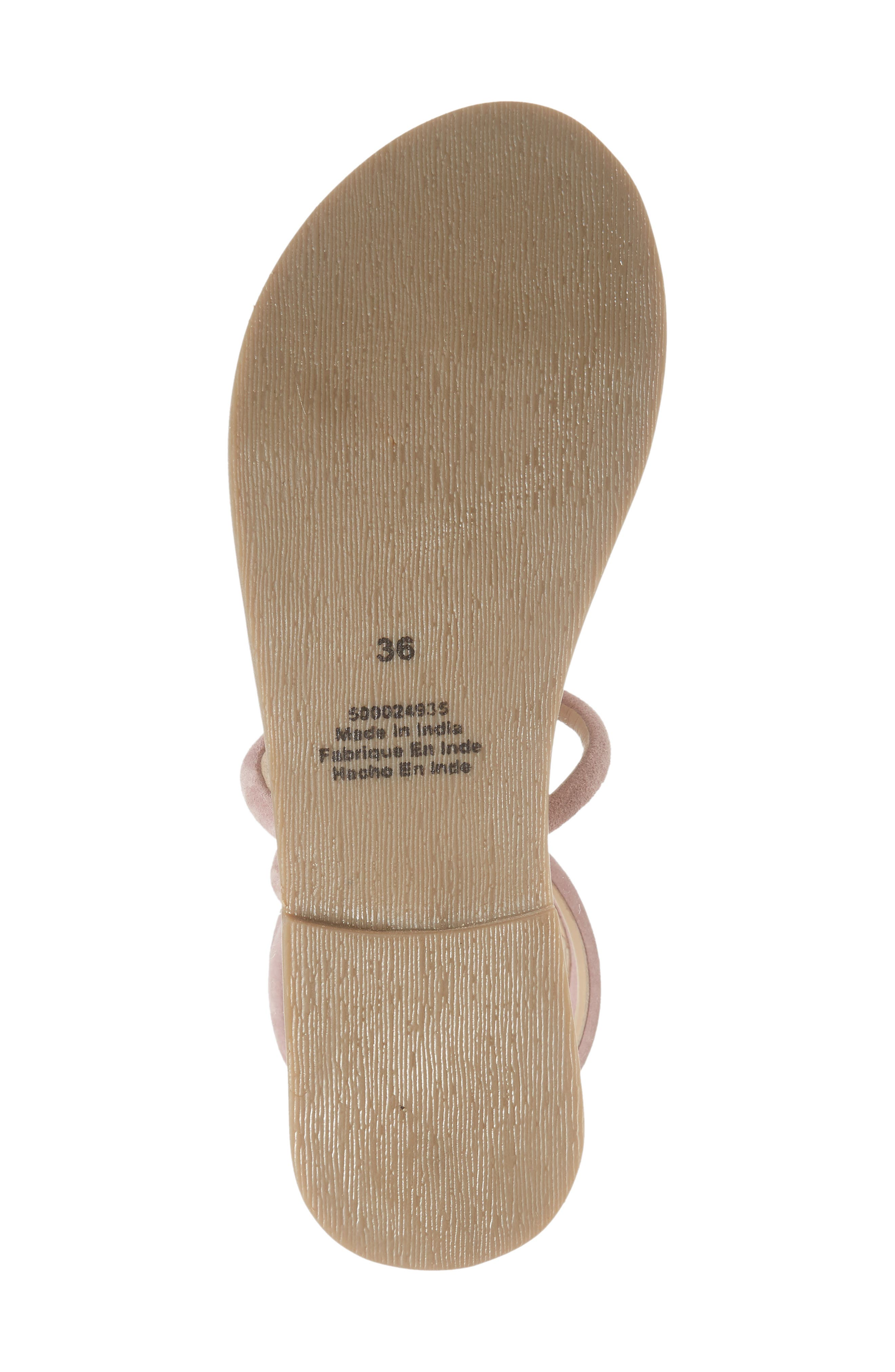 Havana Wraparound Gladiator Sandal,                             Alternate thumbnail 18, color,