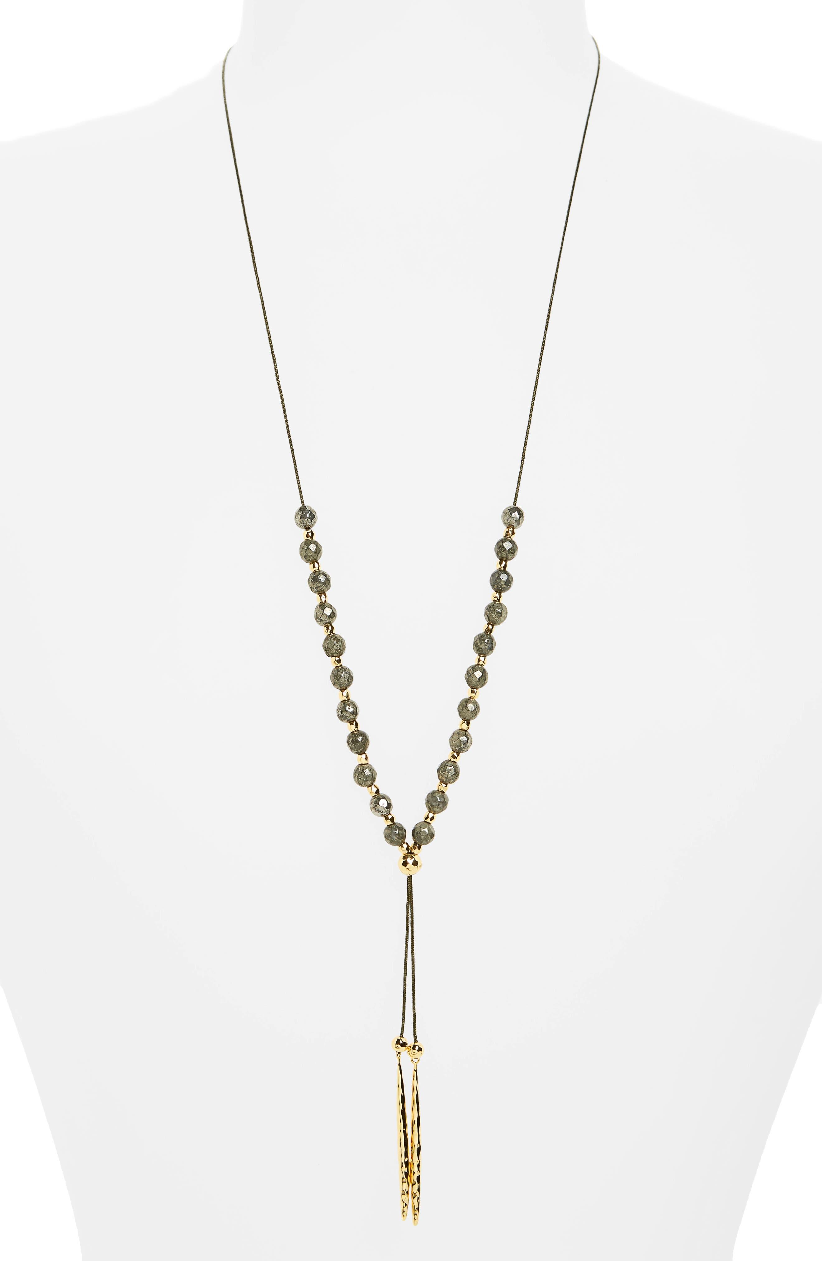 Power Gemstone Convertible Necklace,                             Main thumbnail 5, color,