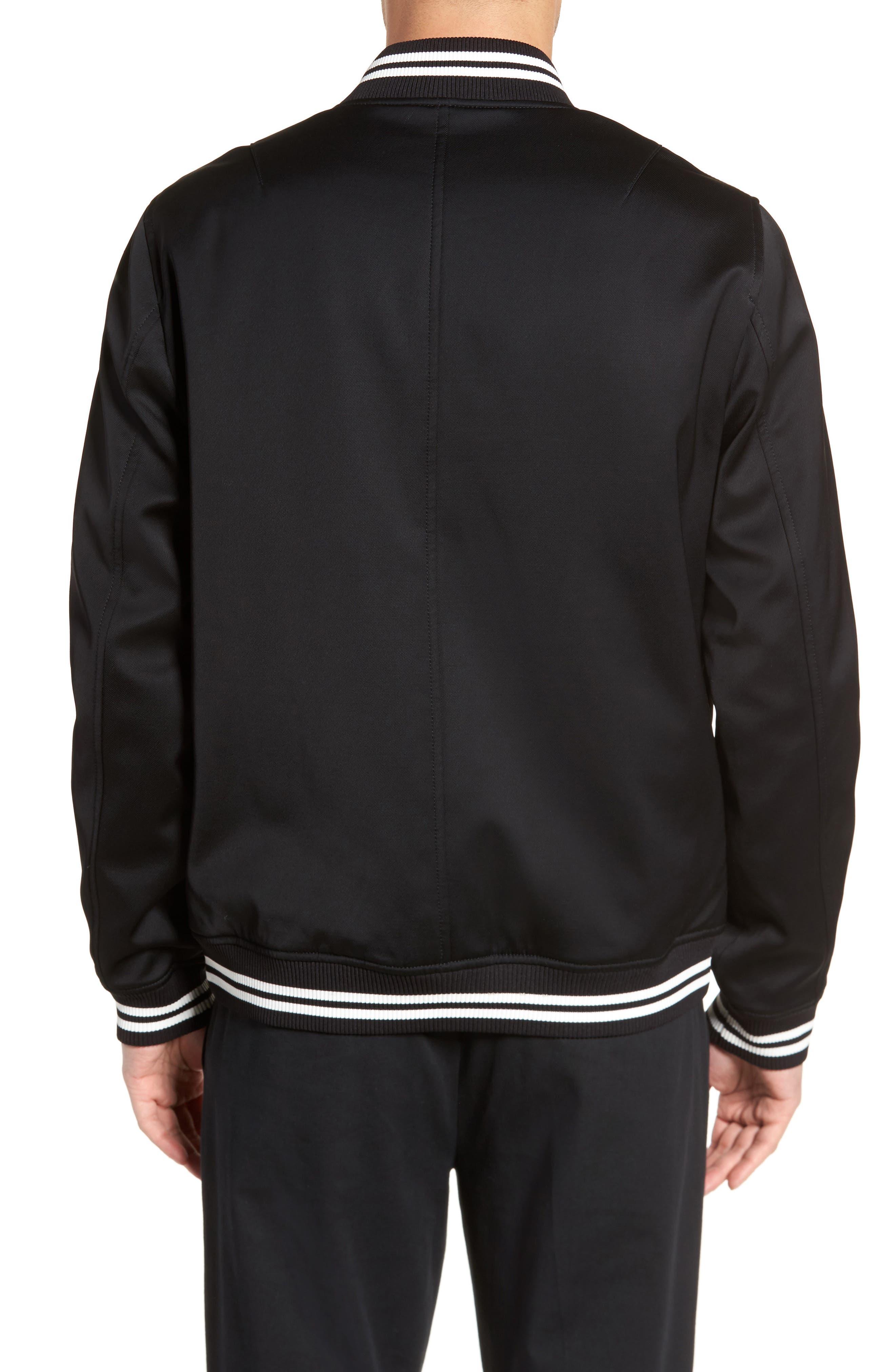 Varsity Jacket,                             Alternate thumbnail 2, color,                             001