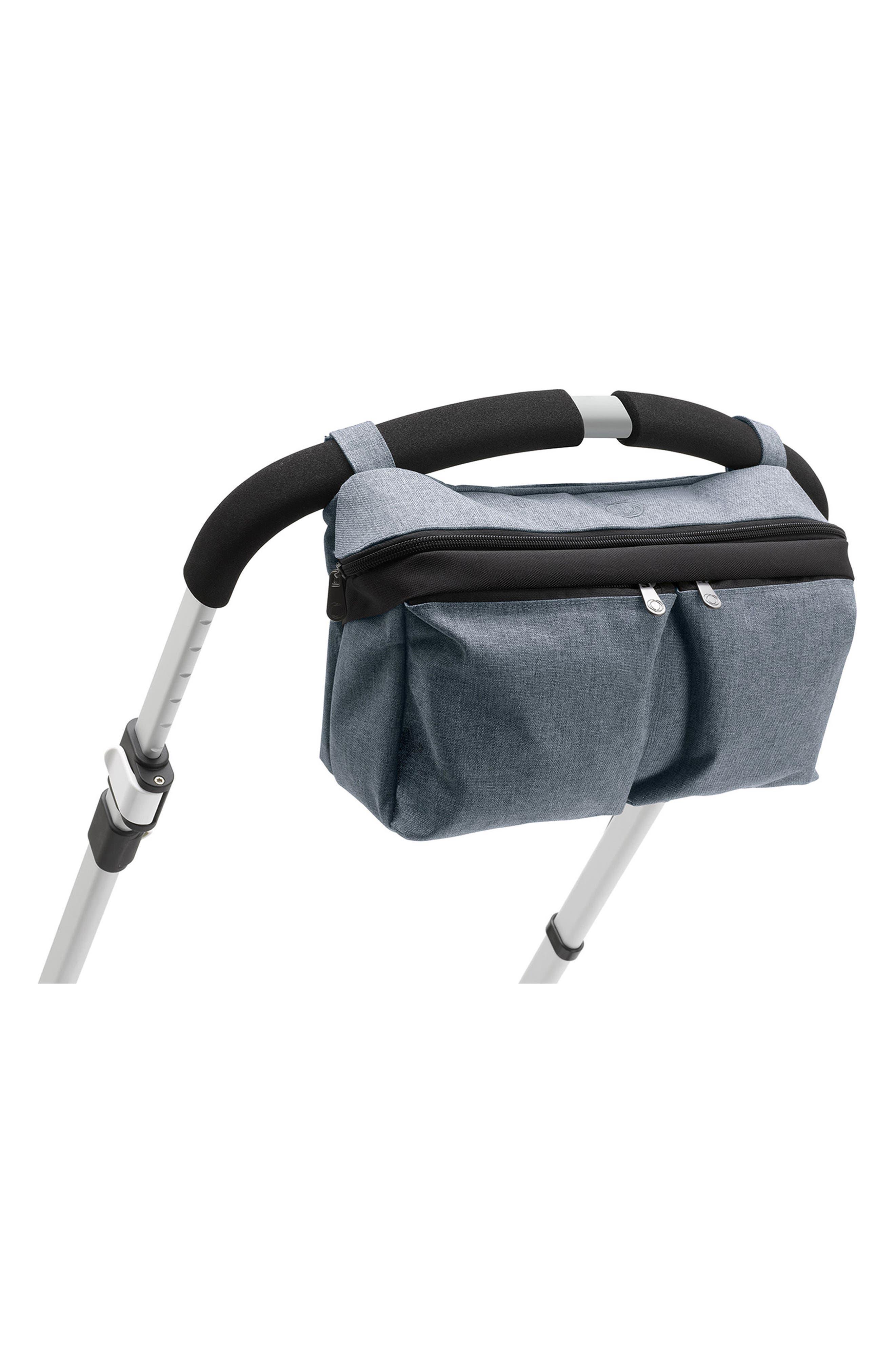 Stroller Organizer Bag,                             Alternate thumbnail 2, color,                             BLUE MELANGE