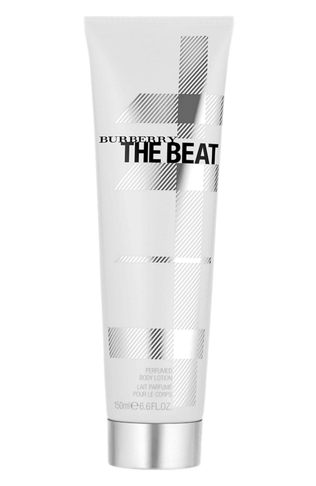 'The Beat' Body Lotion,                             Main thumbnail 1, color,                             000