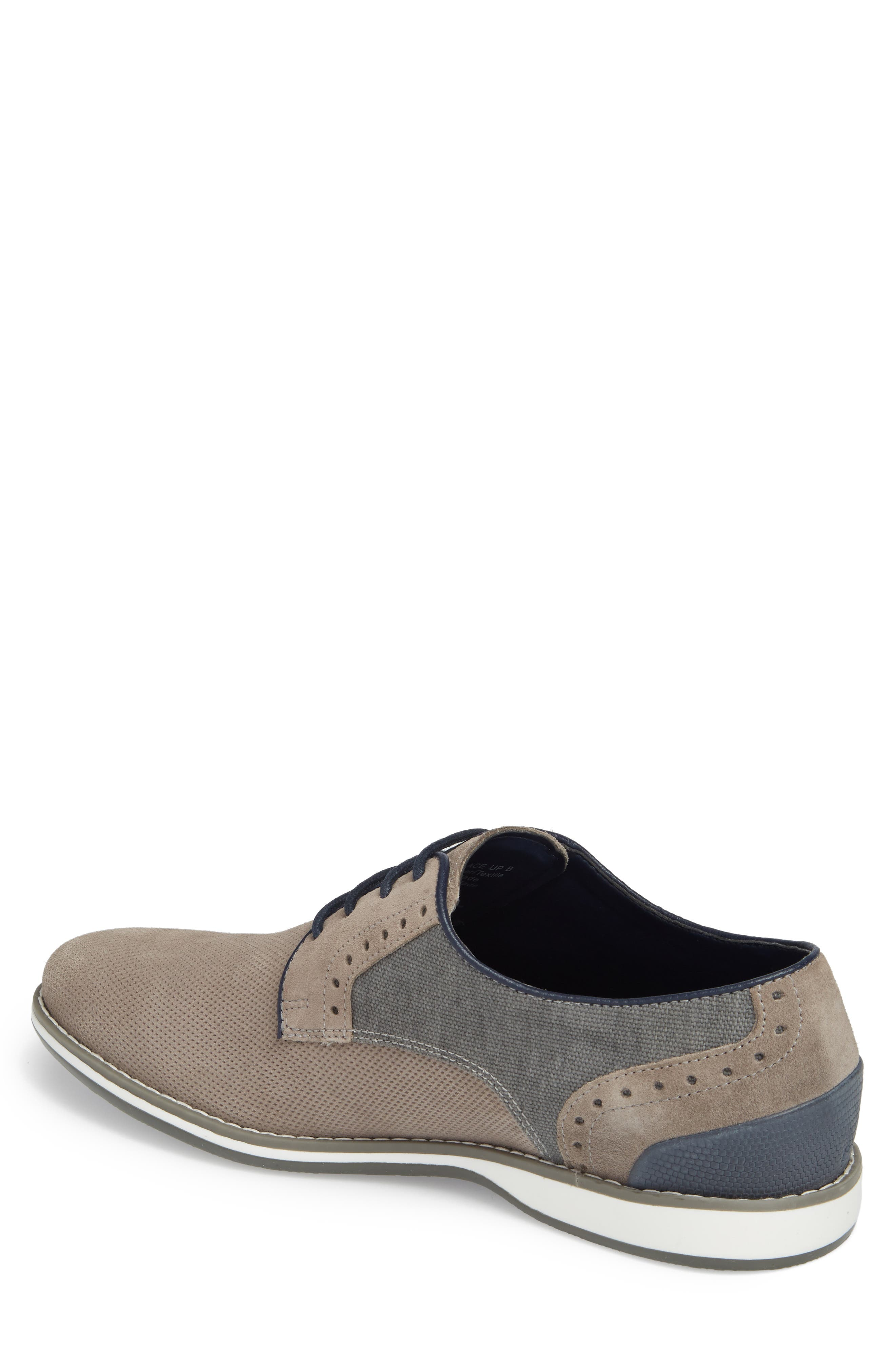Weiser Lace-up Derby,                             Alternate thumbnail 2, color,                             GREY