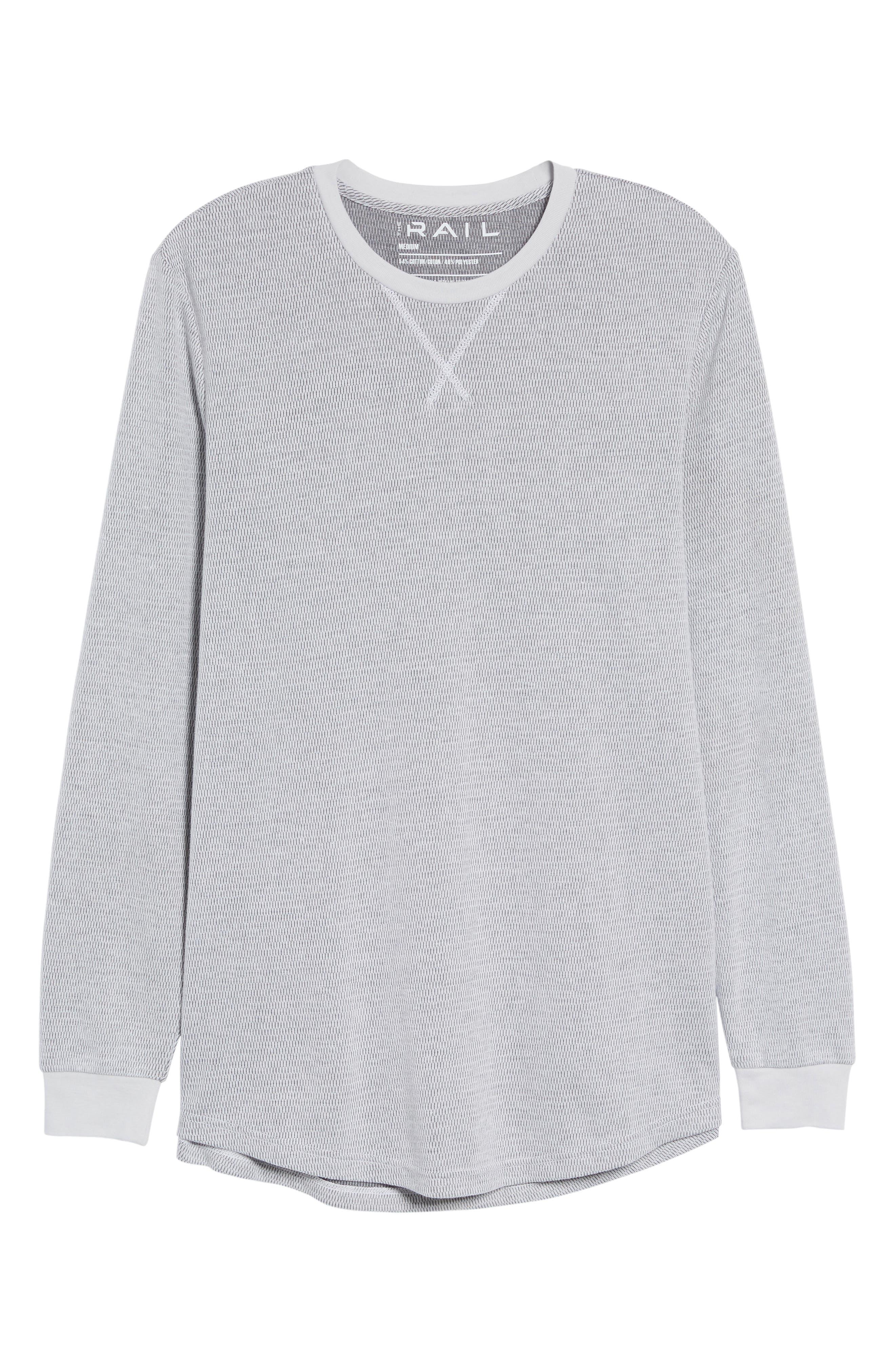 Longline Thermal T-Shirt,                             Alternate thumbnail 17, color,