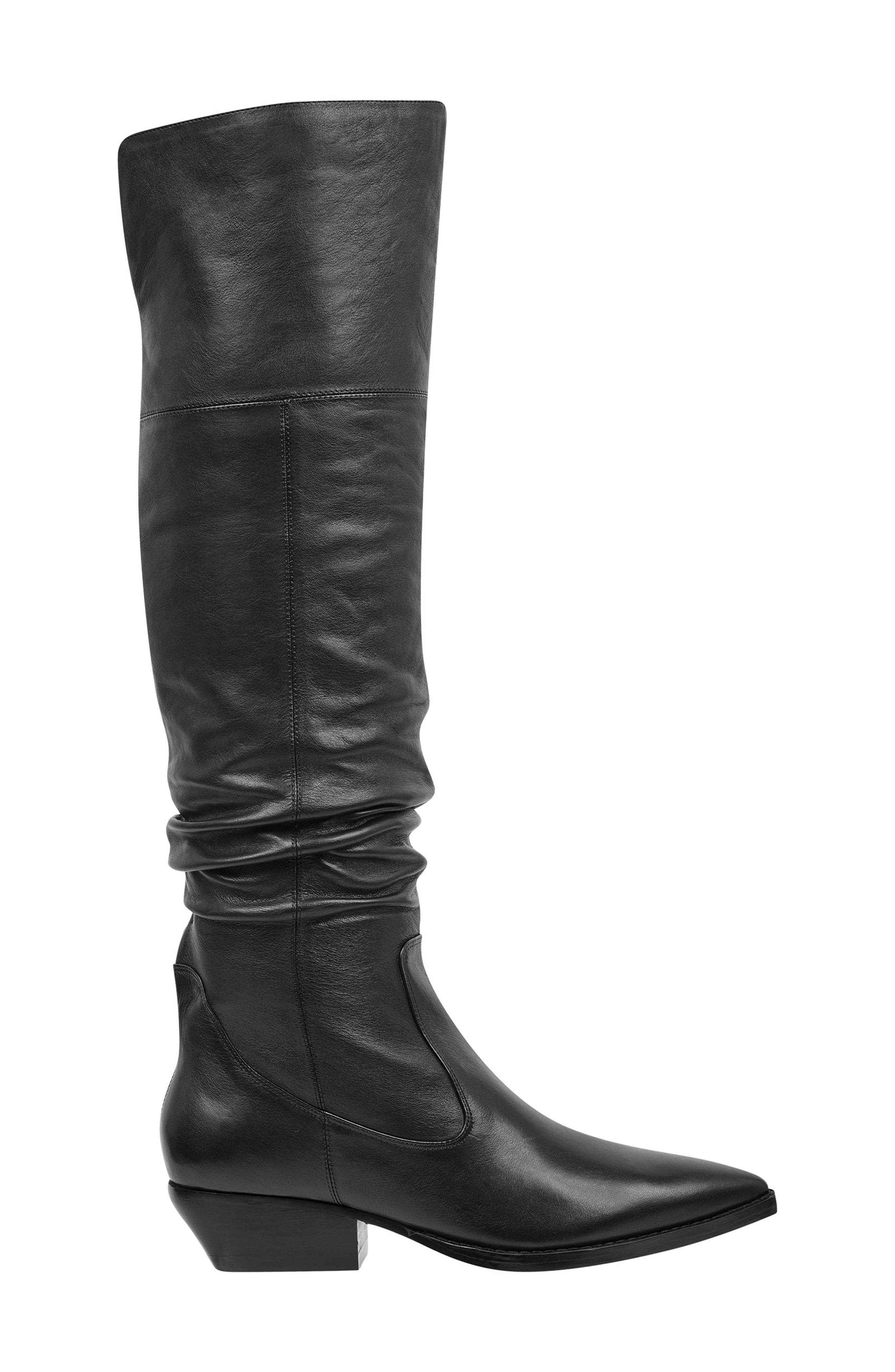 Ocea Over the Knee Boot,                             Alternate thumbnail 3, color,                             001