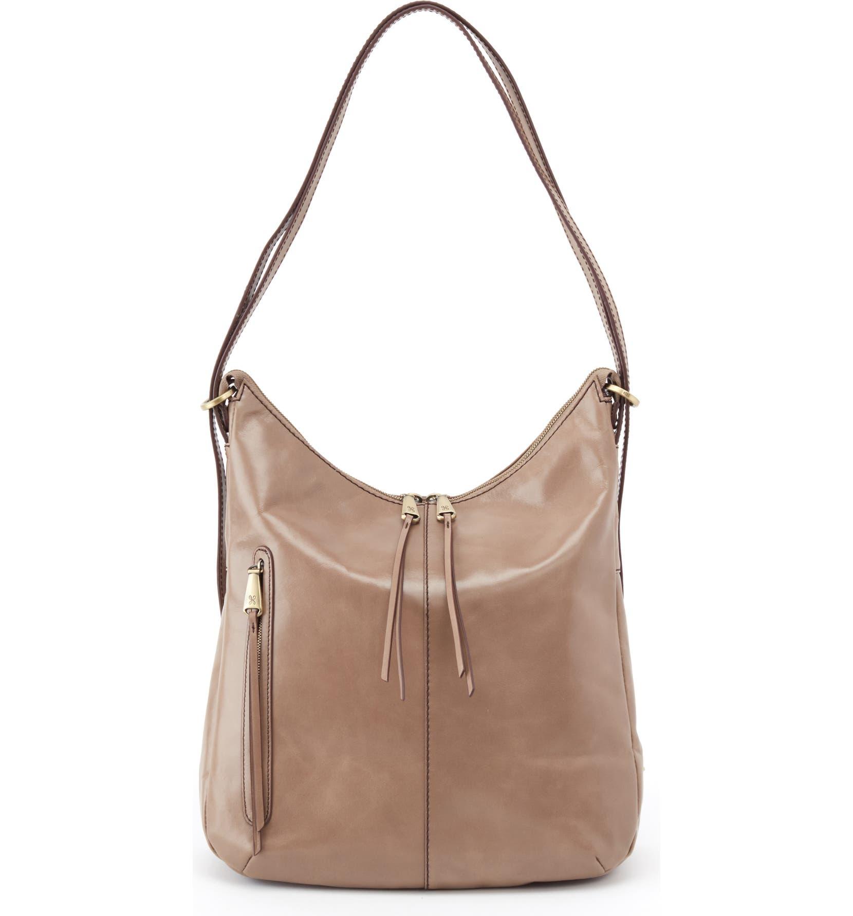 bcc70a1e2a Hobo Merrin Leather Backpack