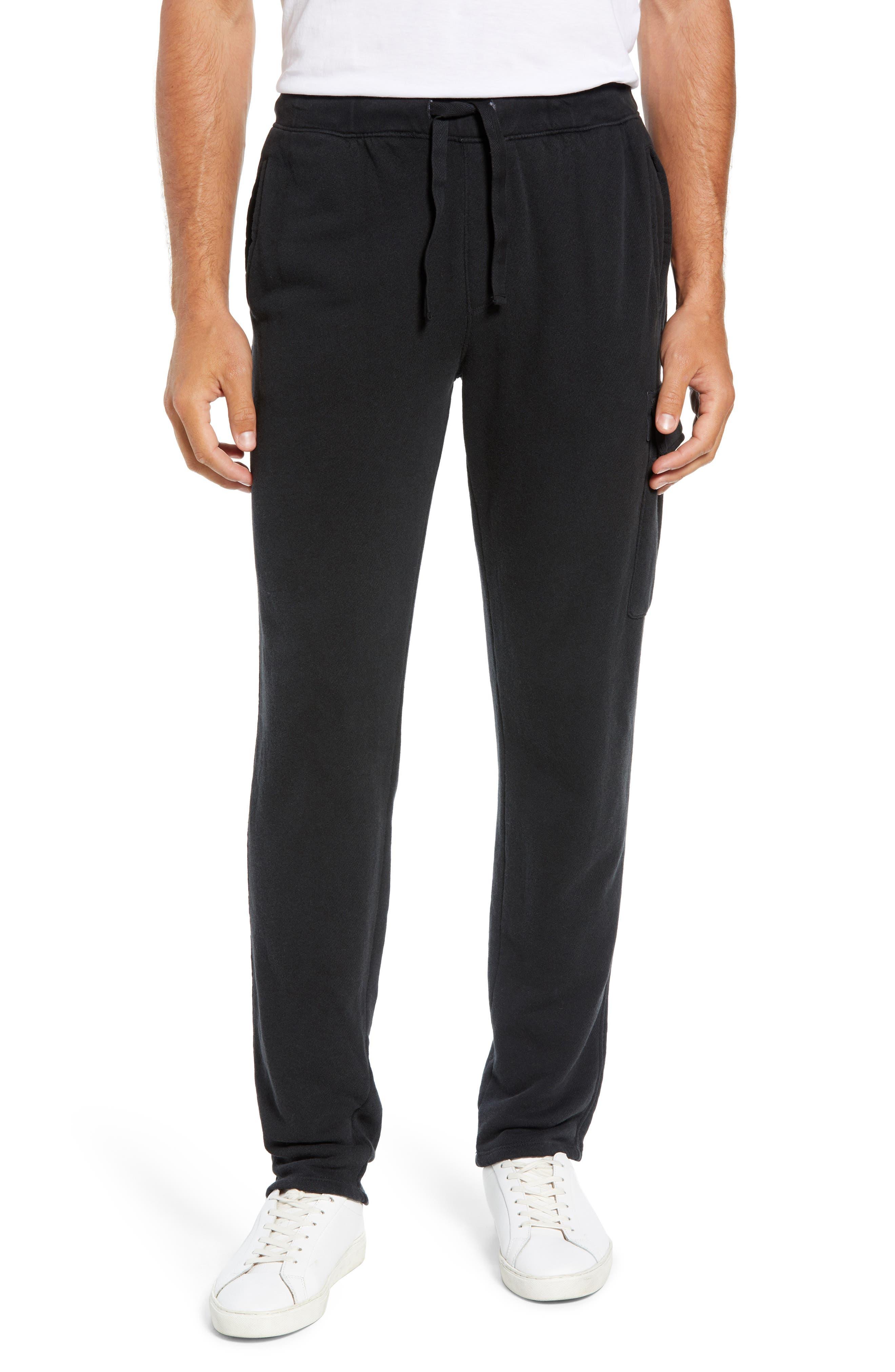 Slim Fit Sweatpants, Main, color, CHARCOAL