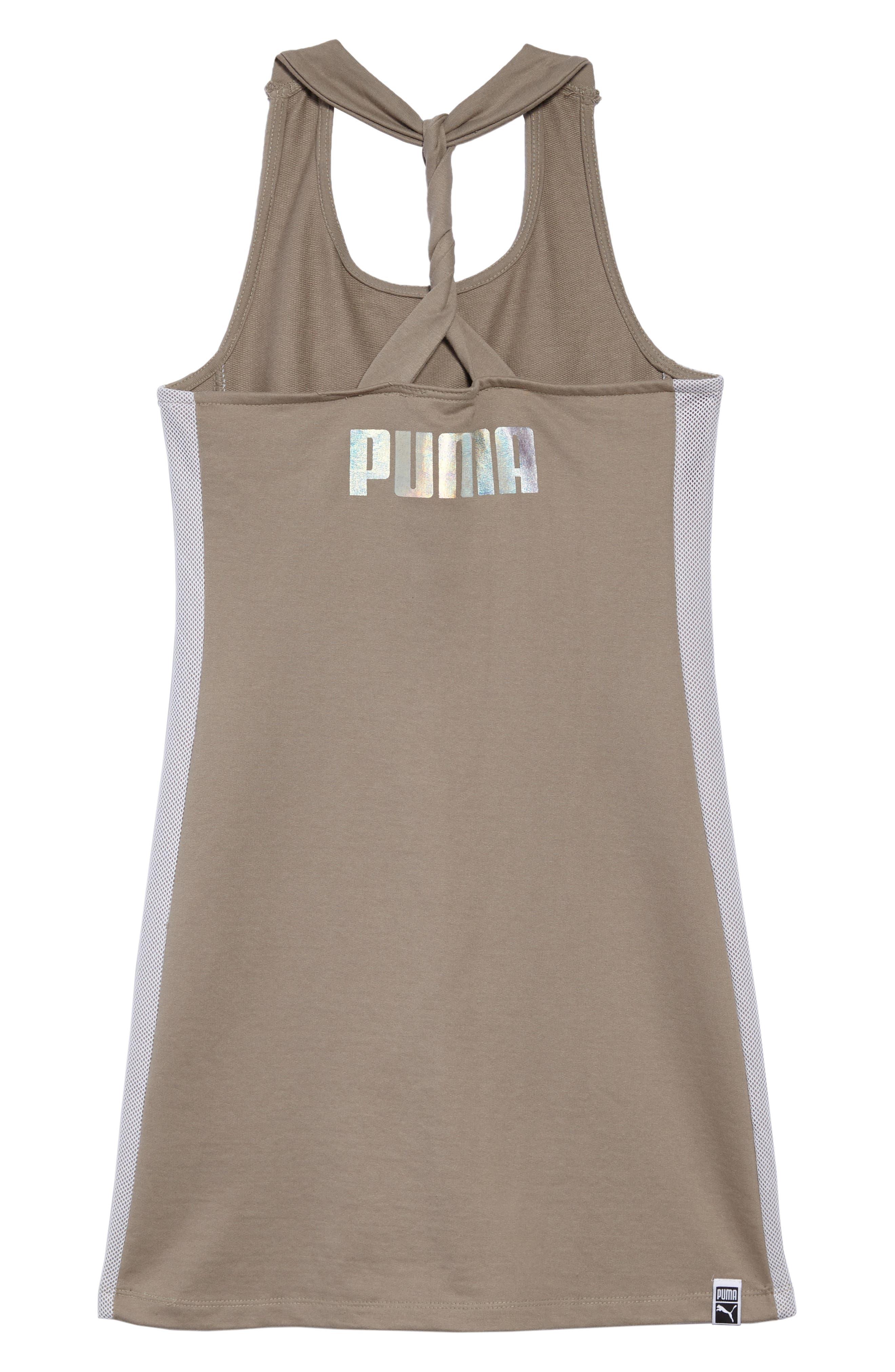 Twist Back Tank Dress,                             Alternate thumbnail 2, color,                             255