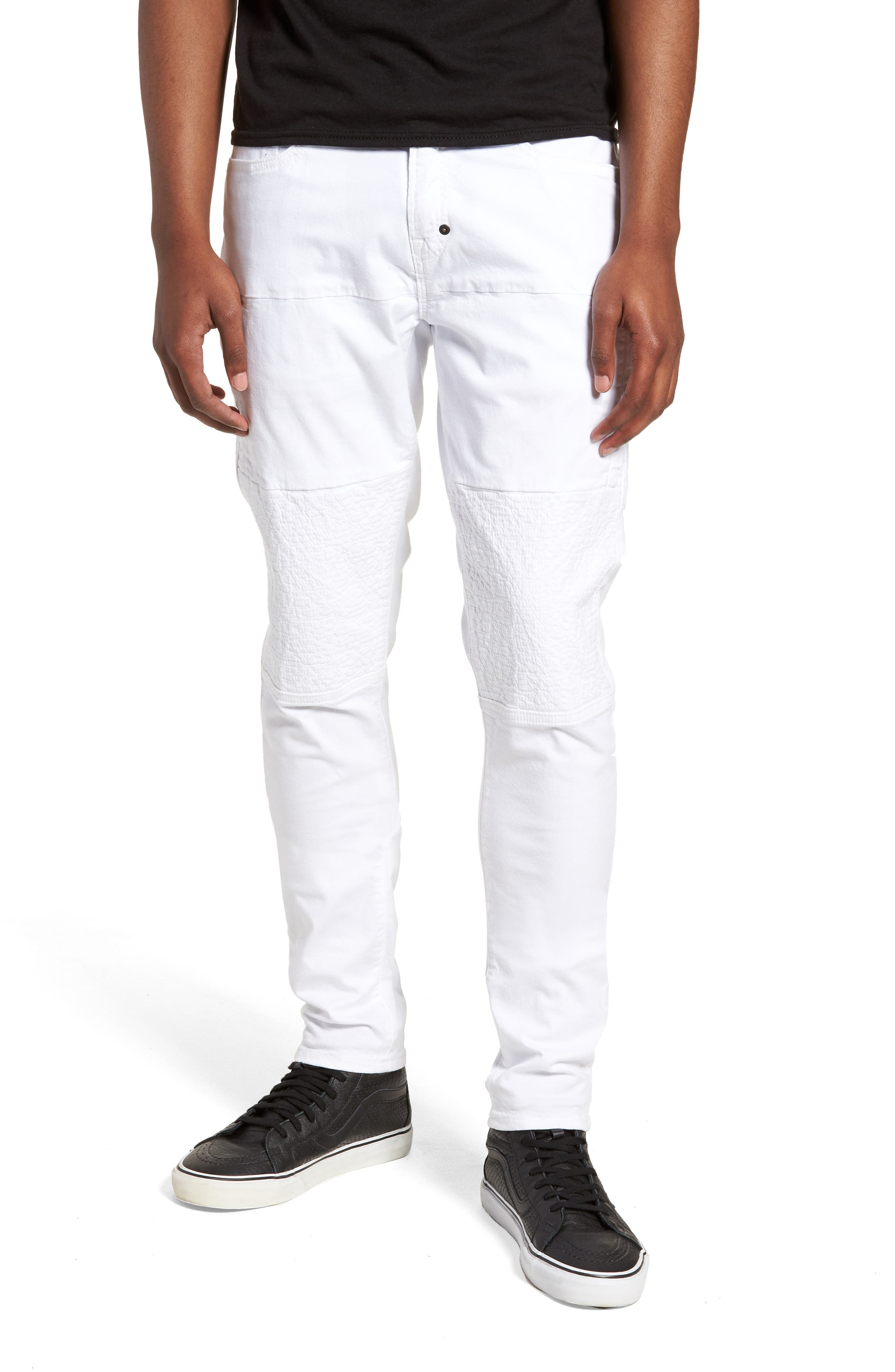 Windsor Slim Fit Jeans,                             Main thumbnail 1, color,                             SKELETON