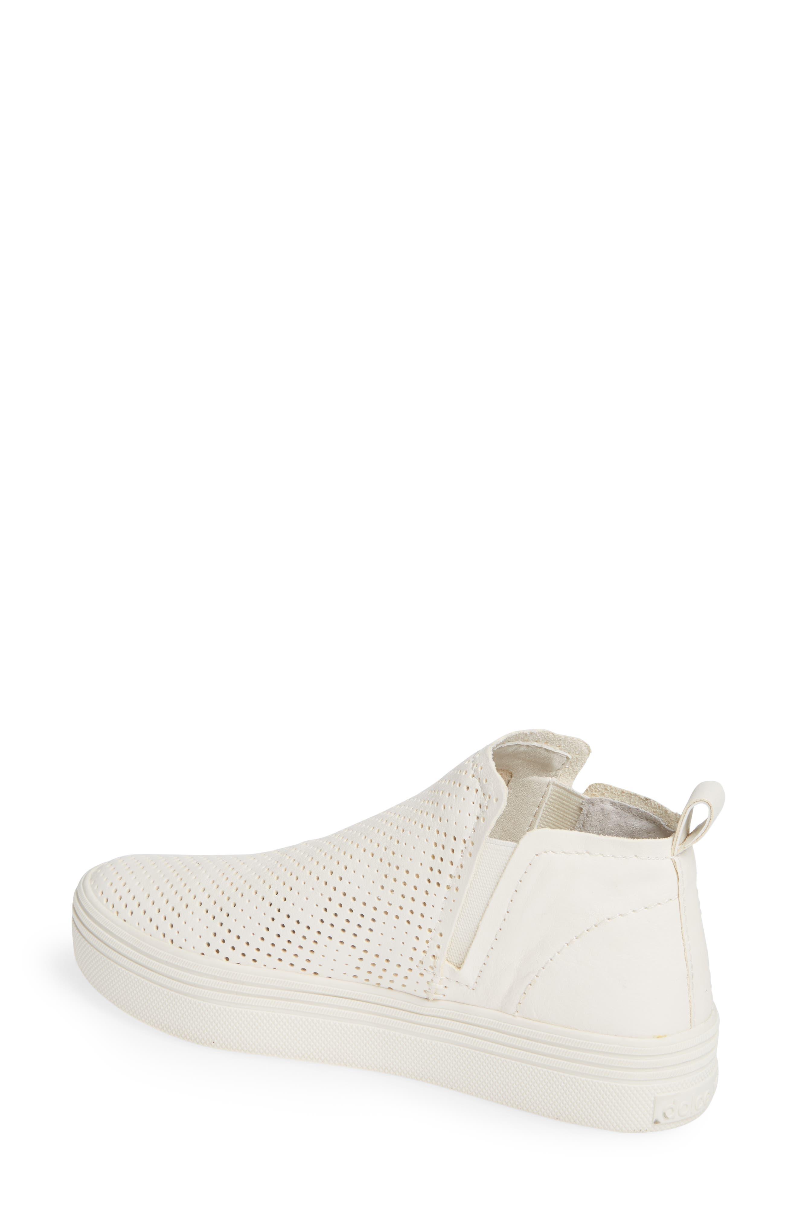 Tate Sneaker,                             Alternate thumbnail 2, color,                             WHITE