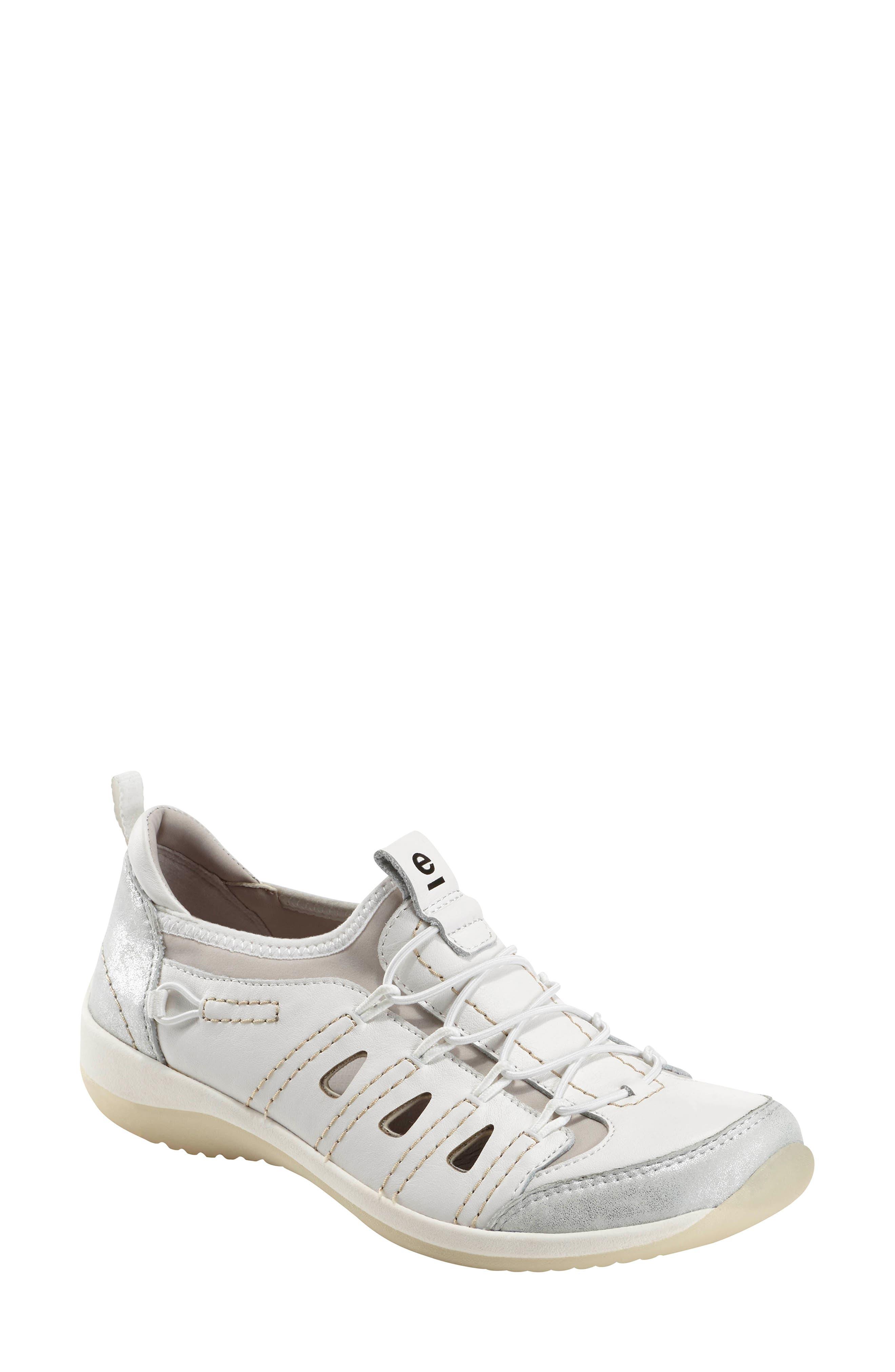 Earth Goodall Sneaker W - White