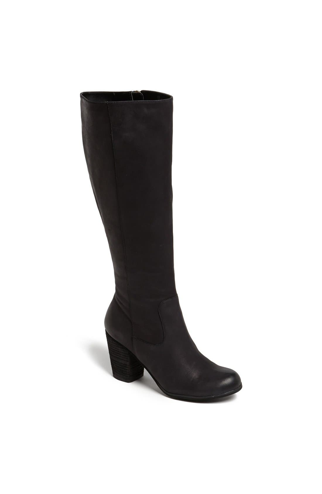 'Transit' Tall Boot, Main, color, 001