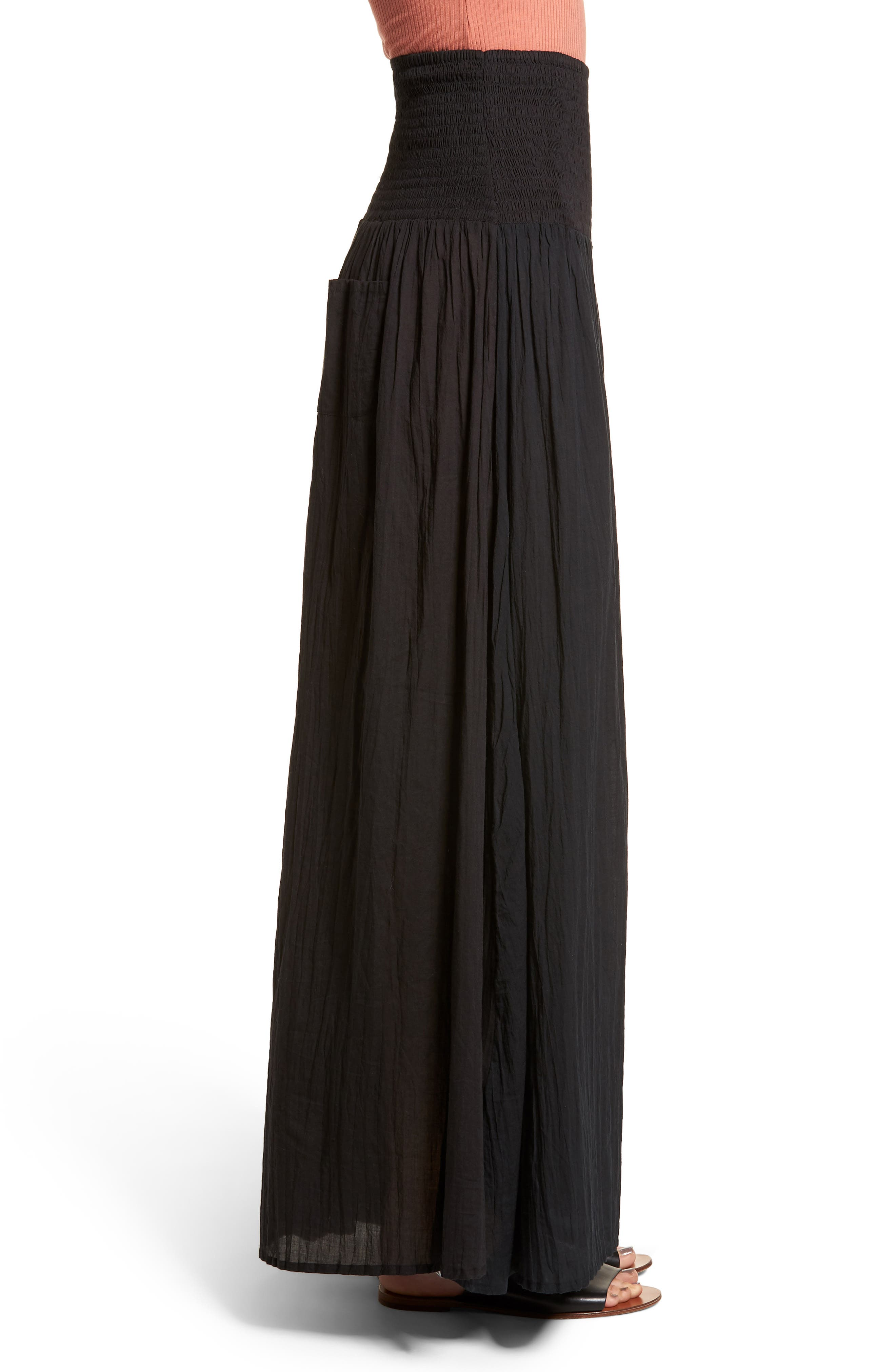 High Roads Wide Leg Pants,                             Alternate thumbnail 3, color,