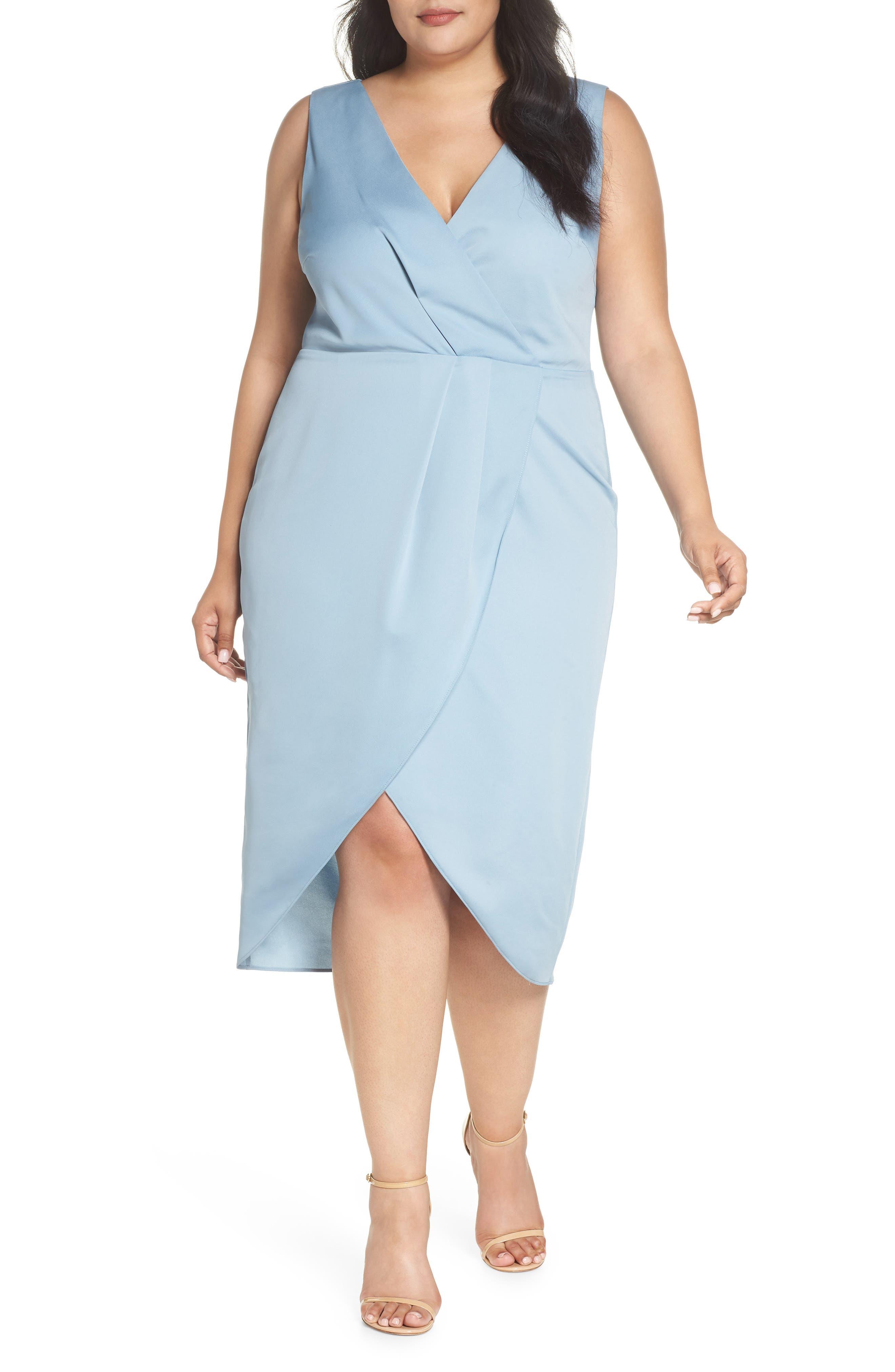 Florence Drape Sheath Dress,                             Main thumbnail 1, color,