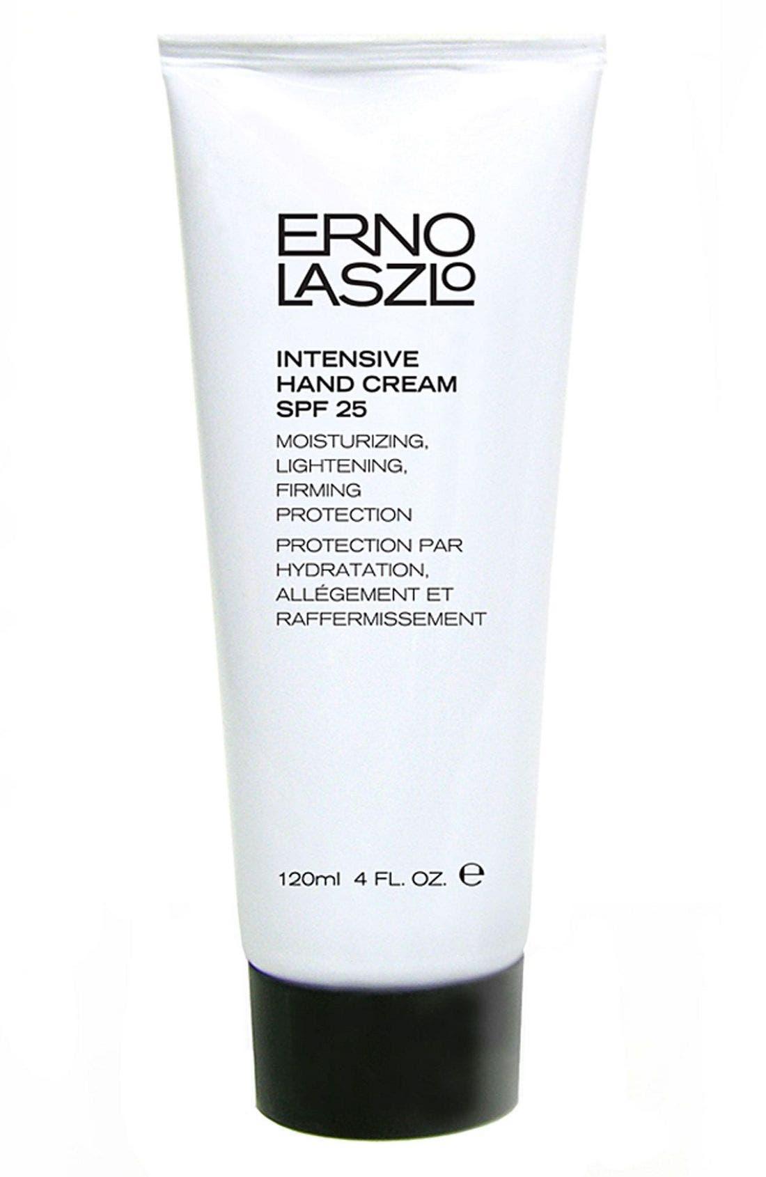 Intensive Hand Cream SPF 25, Main, color, 000