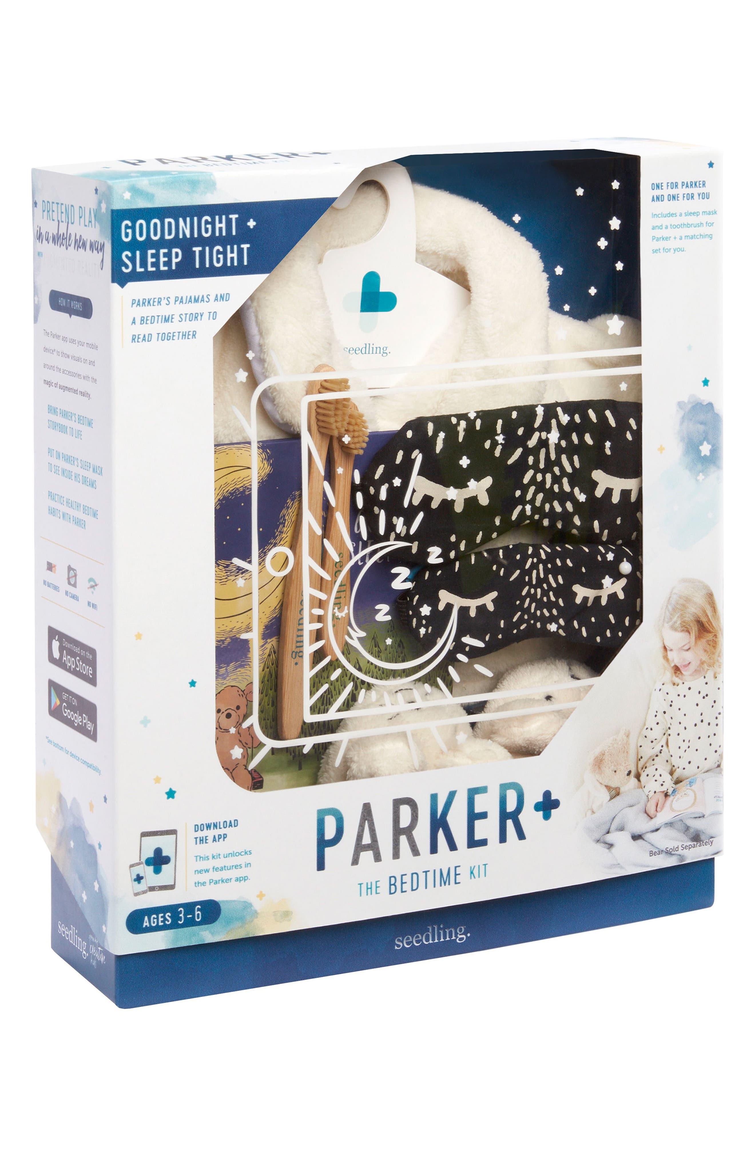 Parker: The Bedtime Kit,                             Alternate thumbnail 3, color,