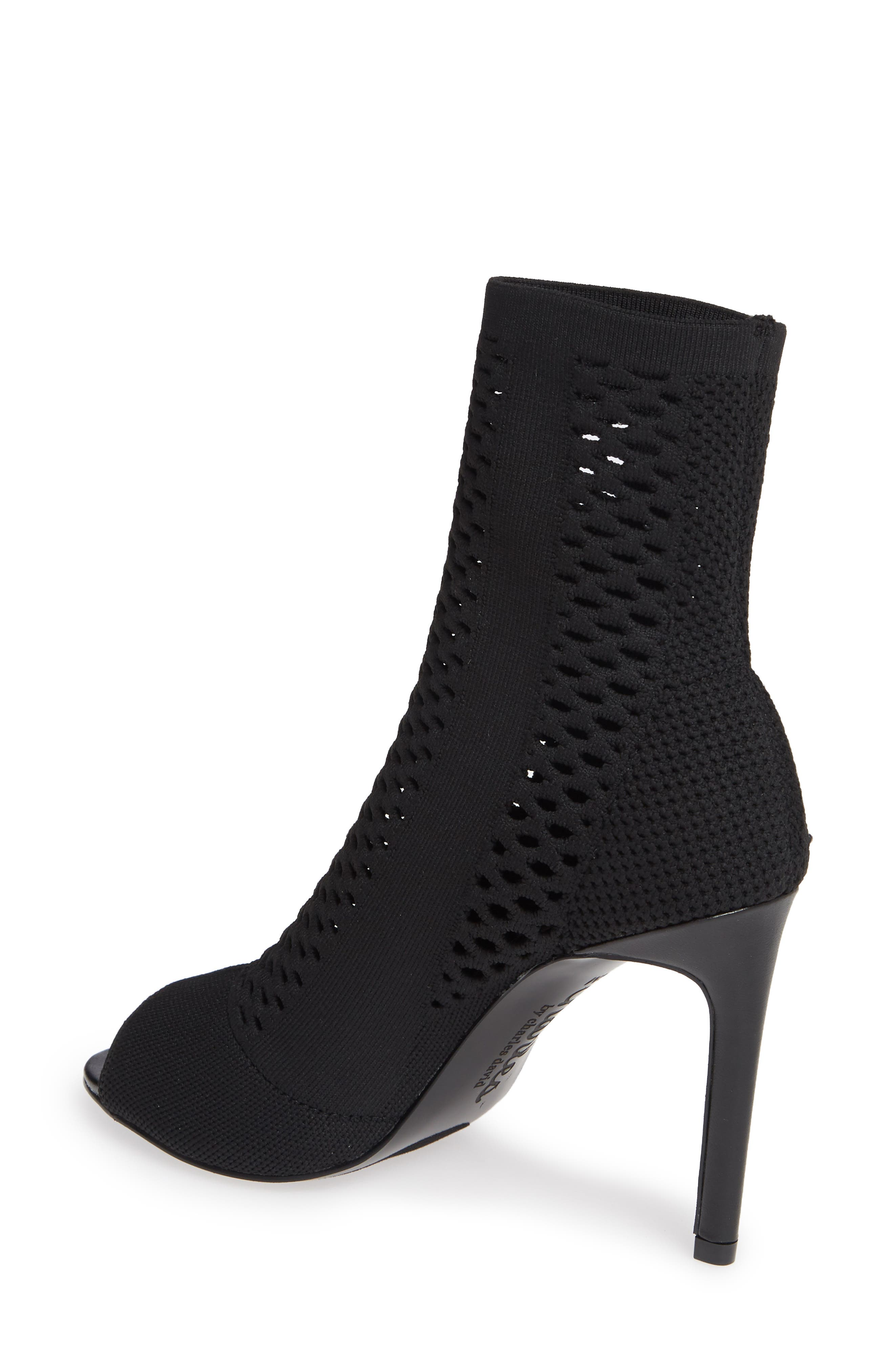 CHARLES BY CHARLES DAVID,                             Inspector Bootie,                             Alternate thumbnail 2, color,                             BLACK FABRIC