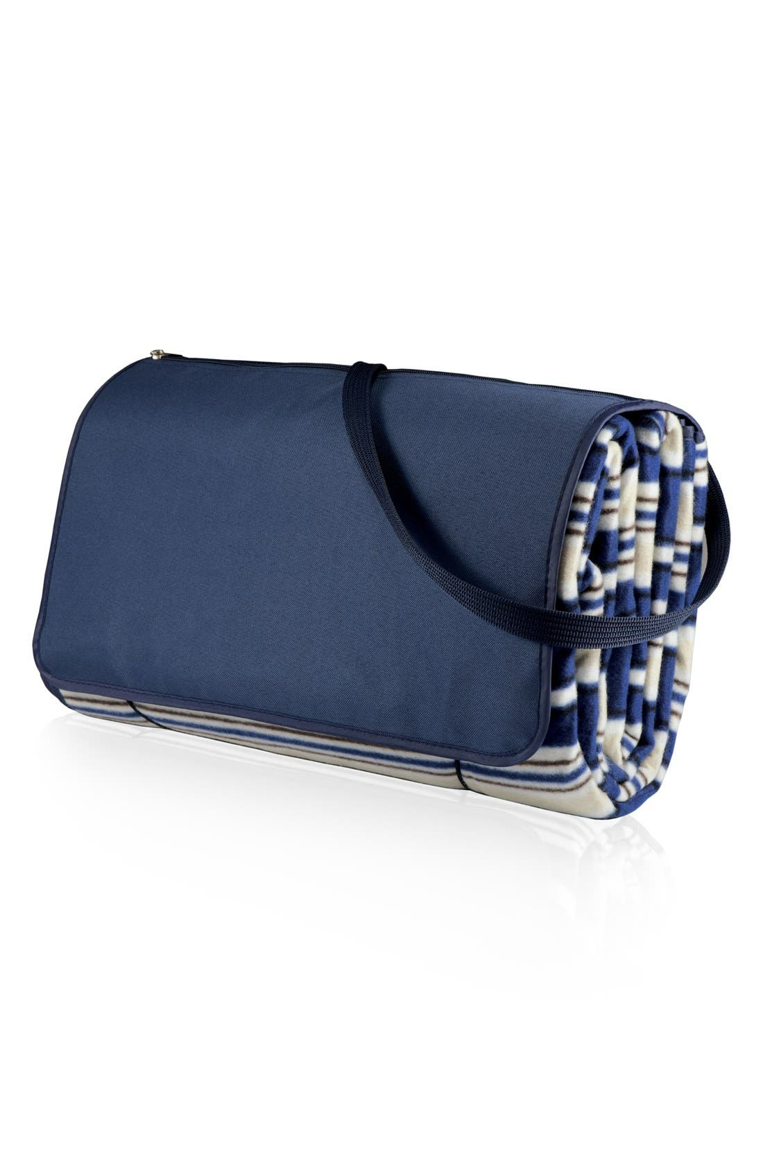 'XL' Blanket Tote,                             Alternate thumbnail 2, color,                             BLUE