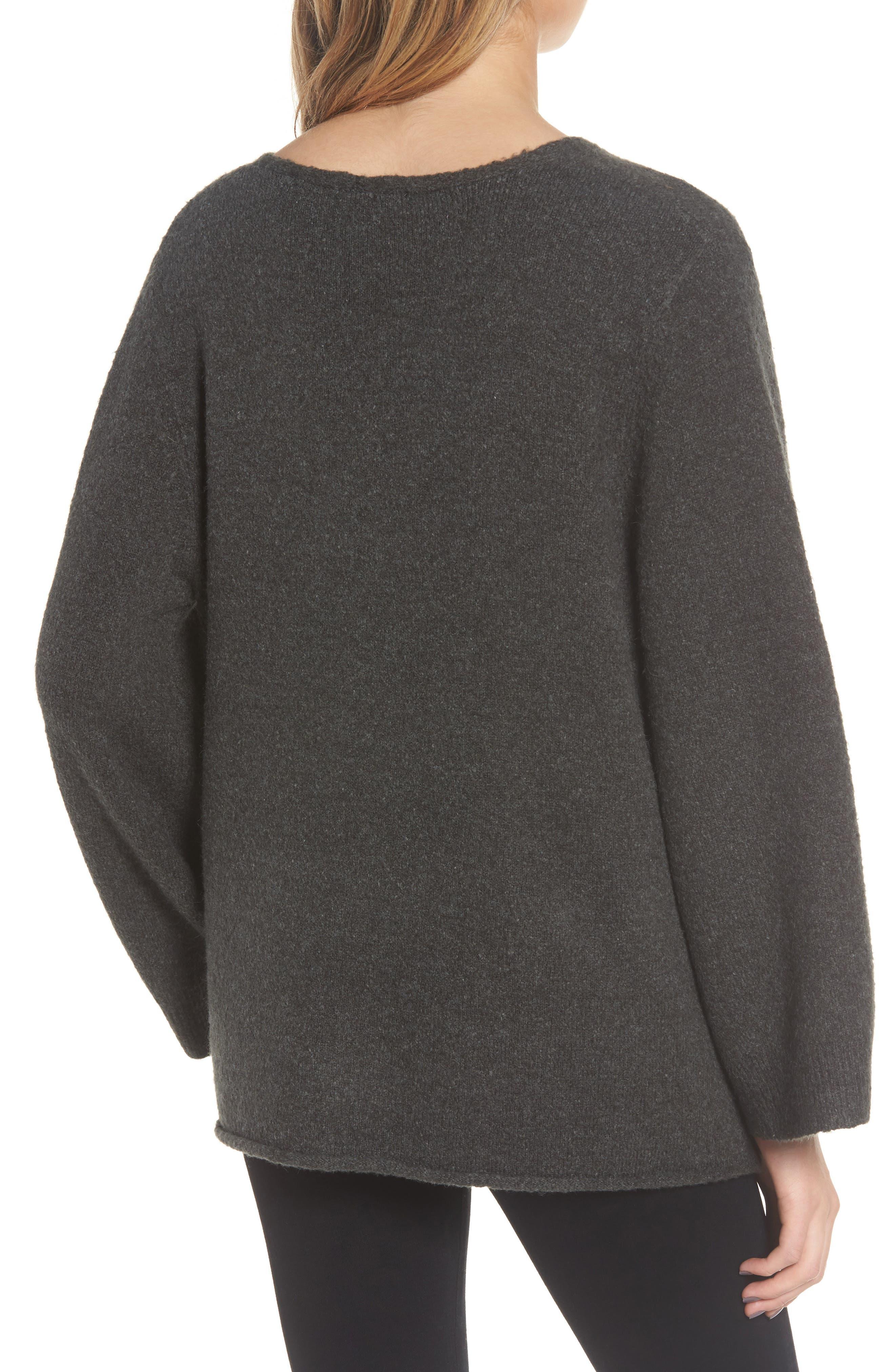Urban Flossy Sweater,                             Alternate thumbnail 7, color,