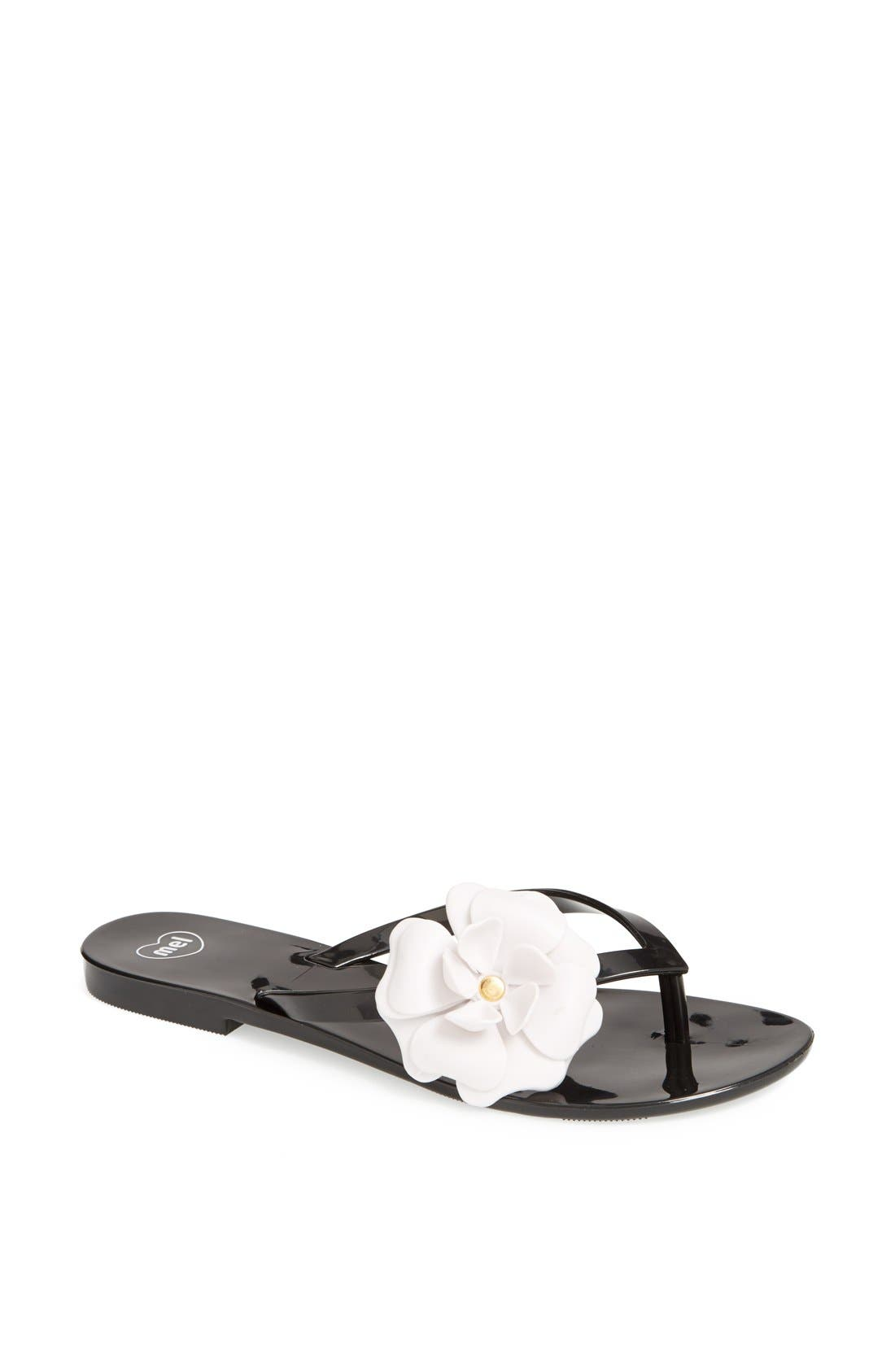 MEL BY MELISSA 'Honey III' Flip Flop, Main, color, 006
