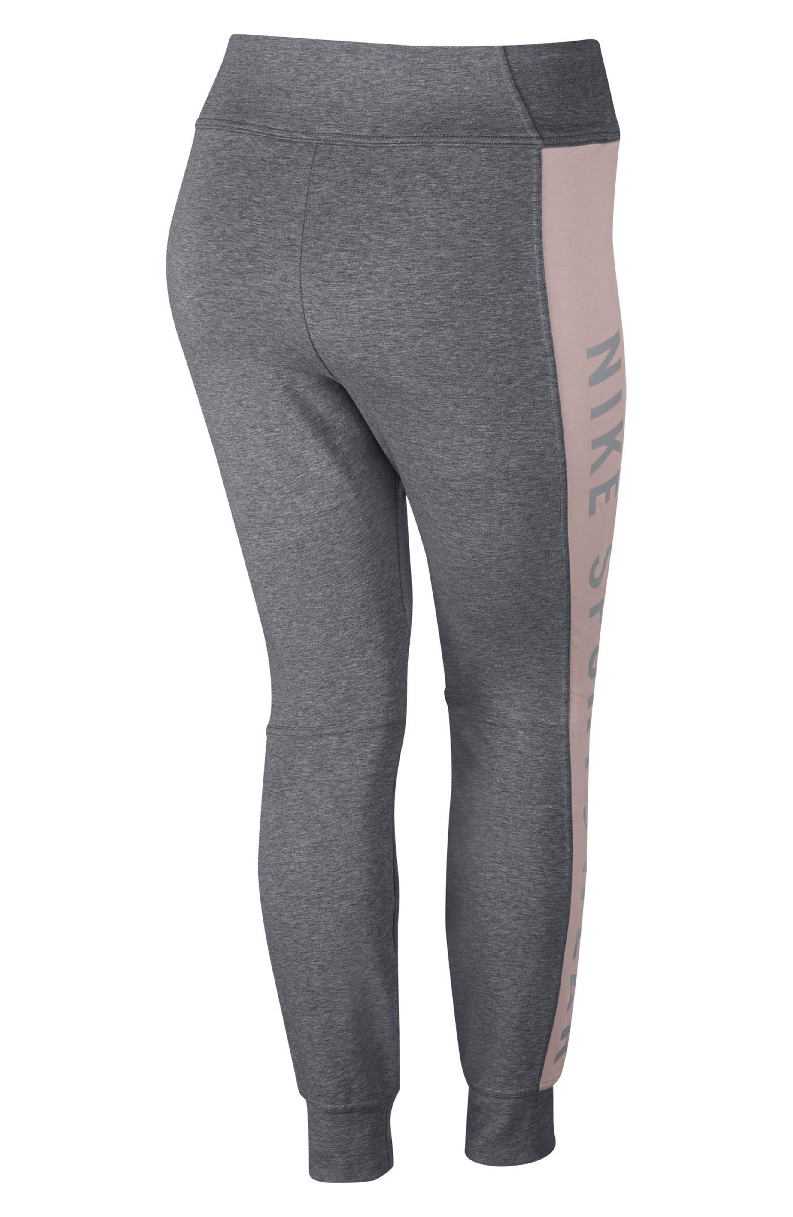 Sportswear Essential Logo Leggings,                             Alternate thumbnail 7, color,                             093