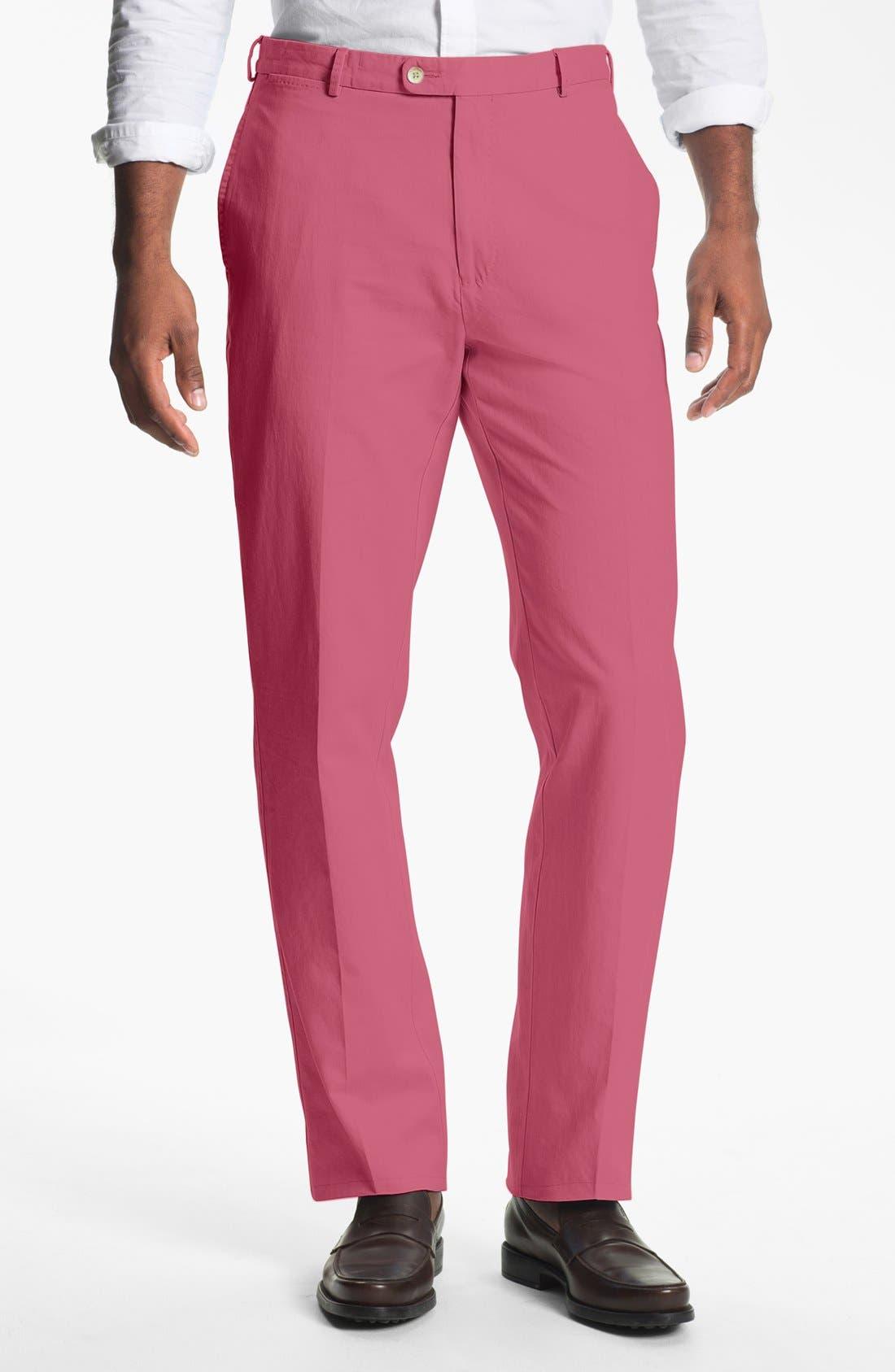 Garment Washed Twill Pants,                             Main thumbnail 16, color,