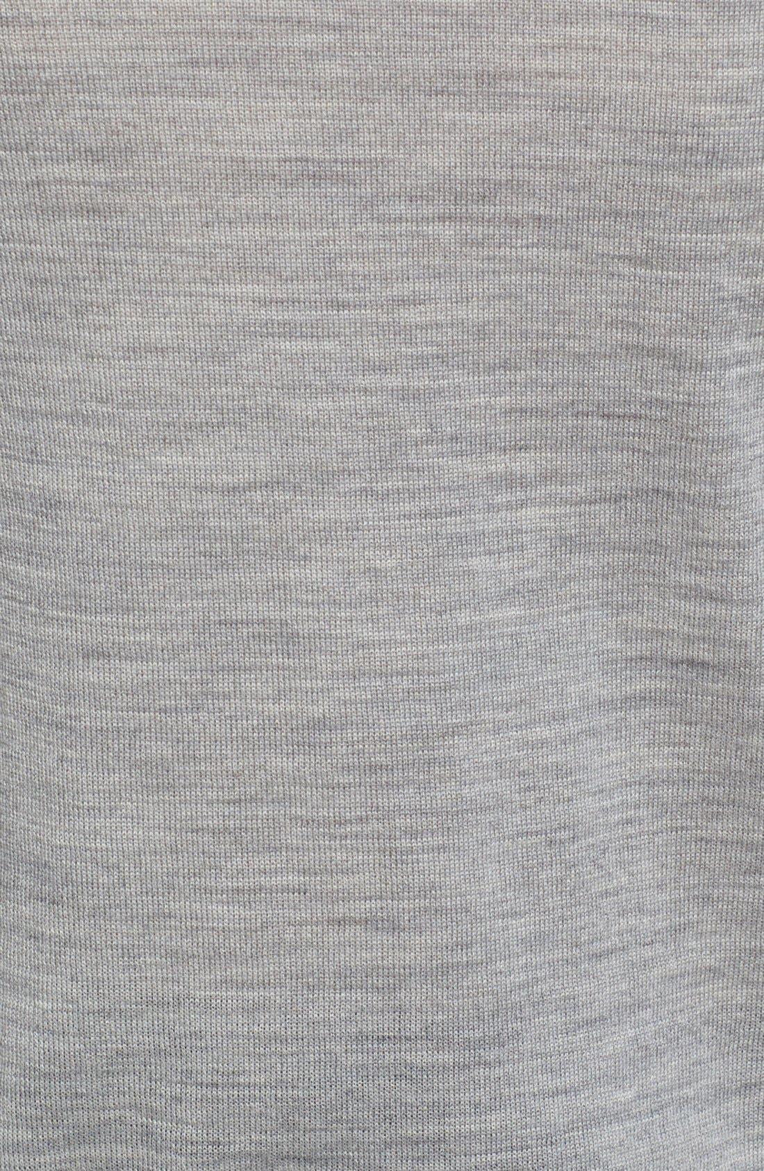 Crewneck Wool Pullover,                             Alternate thumbnail 4, color,                             020