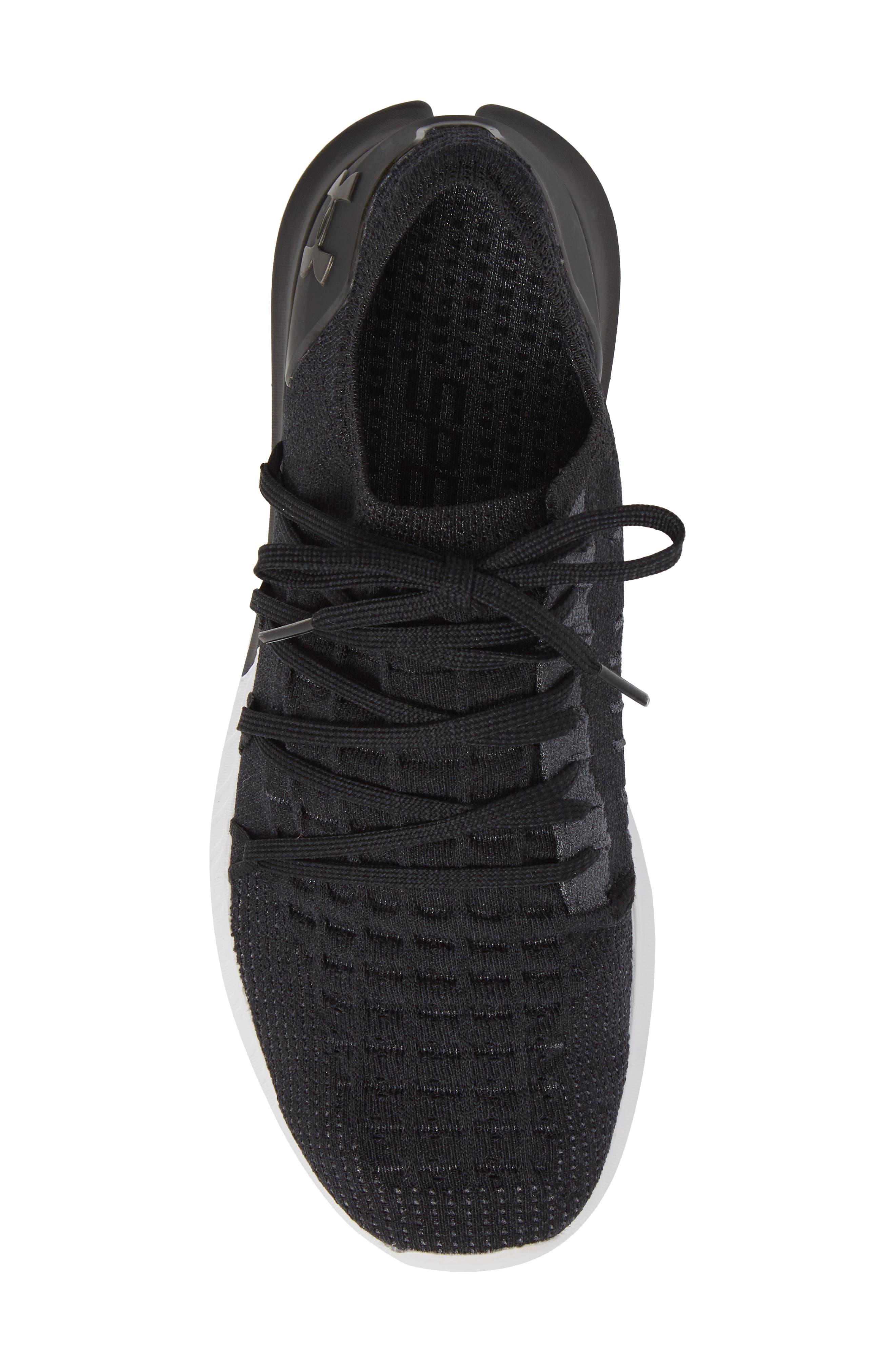 Speedform<sup>®</sup> Slingshot 2 Sneaker,                             Alternate thumbnail 5, color,                             BLACK / ANTHRACITE / METALLIC