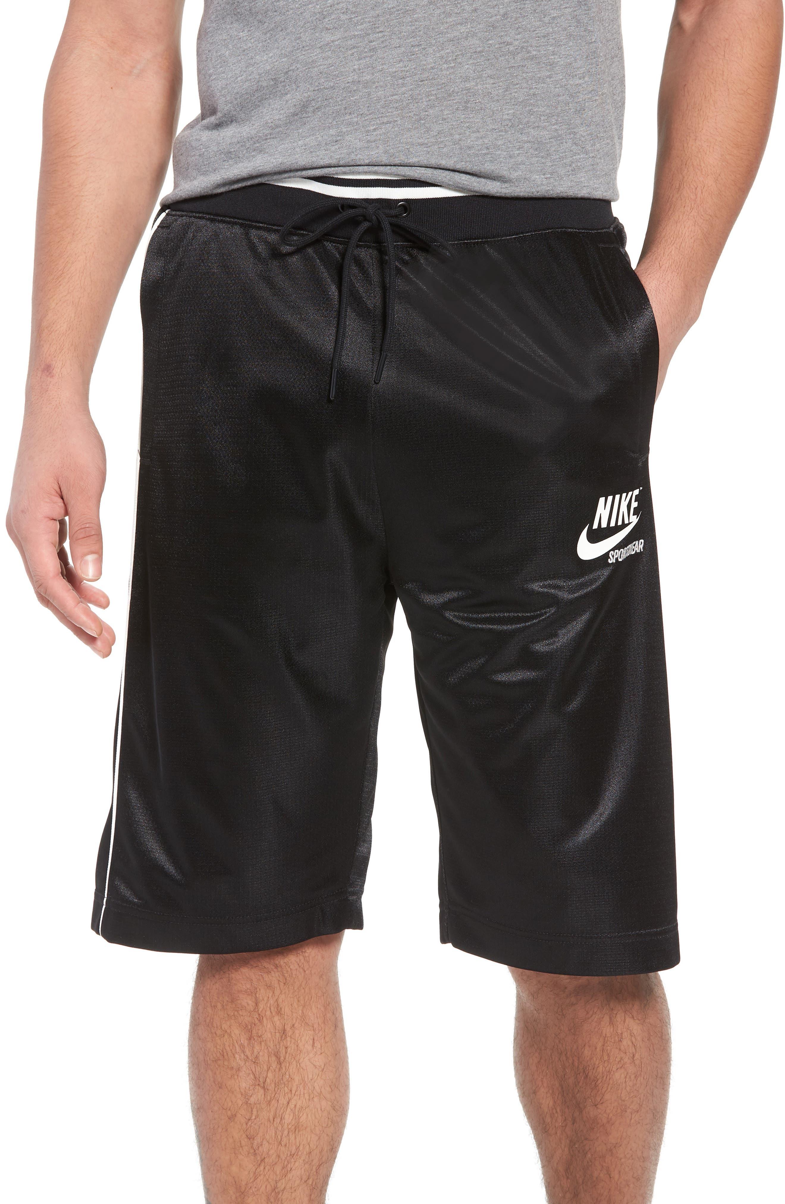 NSW Archive Shorts,                         Main,                         color, BLACK/ SAIL/ SAIL