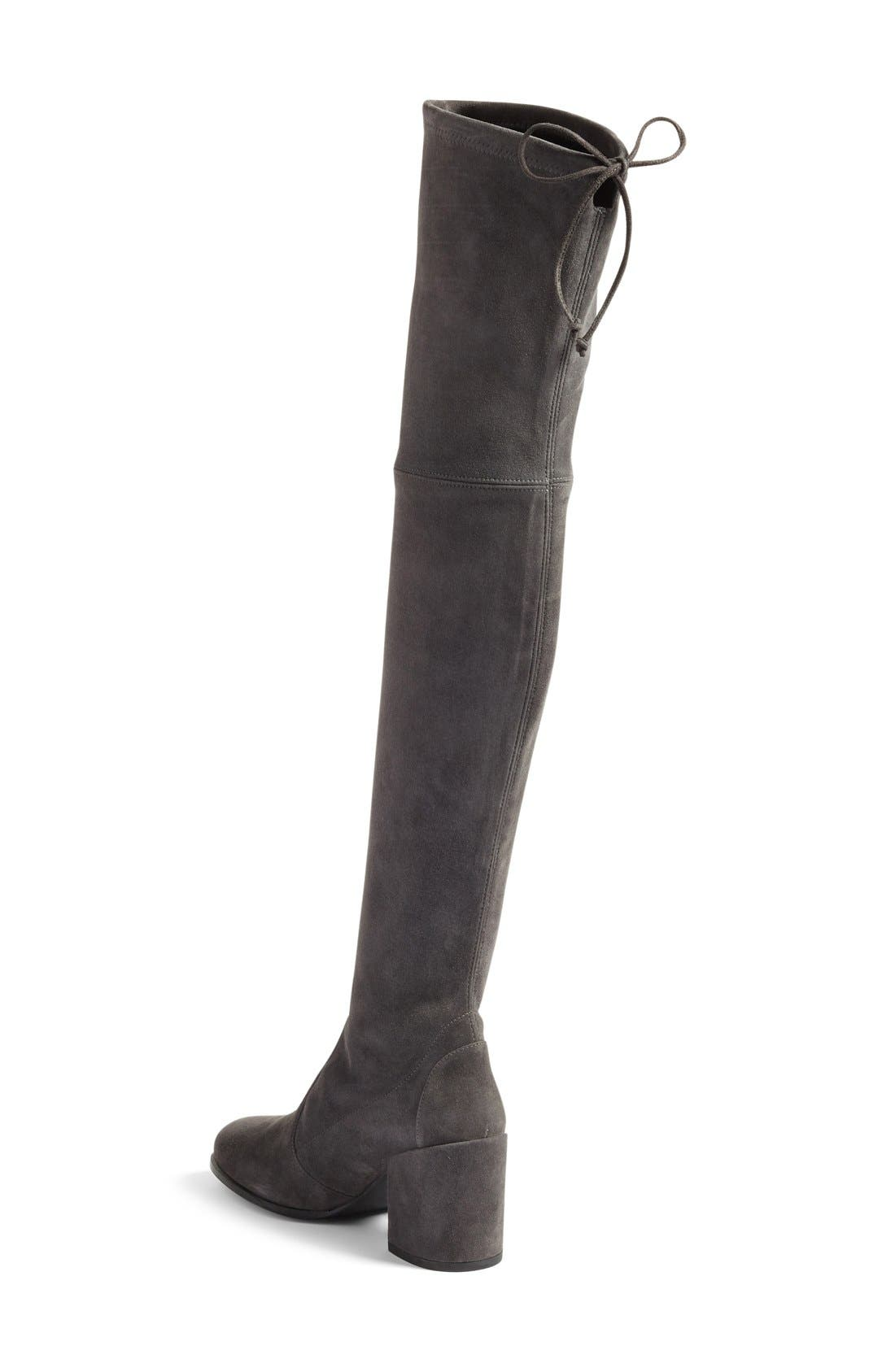 Tieland Over the Knee Boot,                             Alternate thumbnail 14, color,