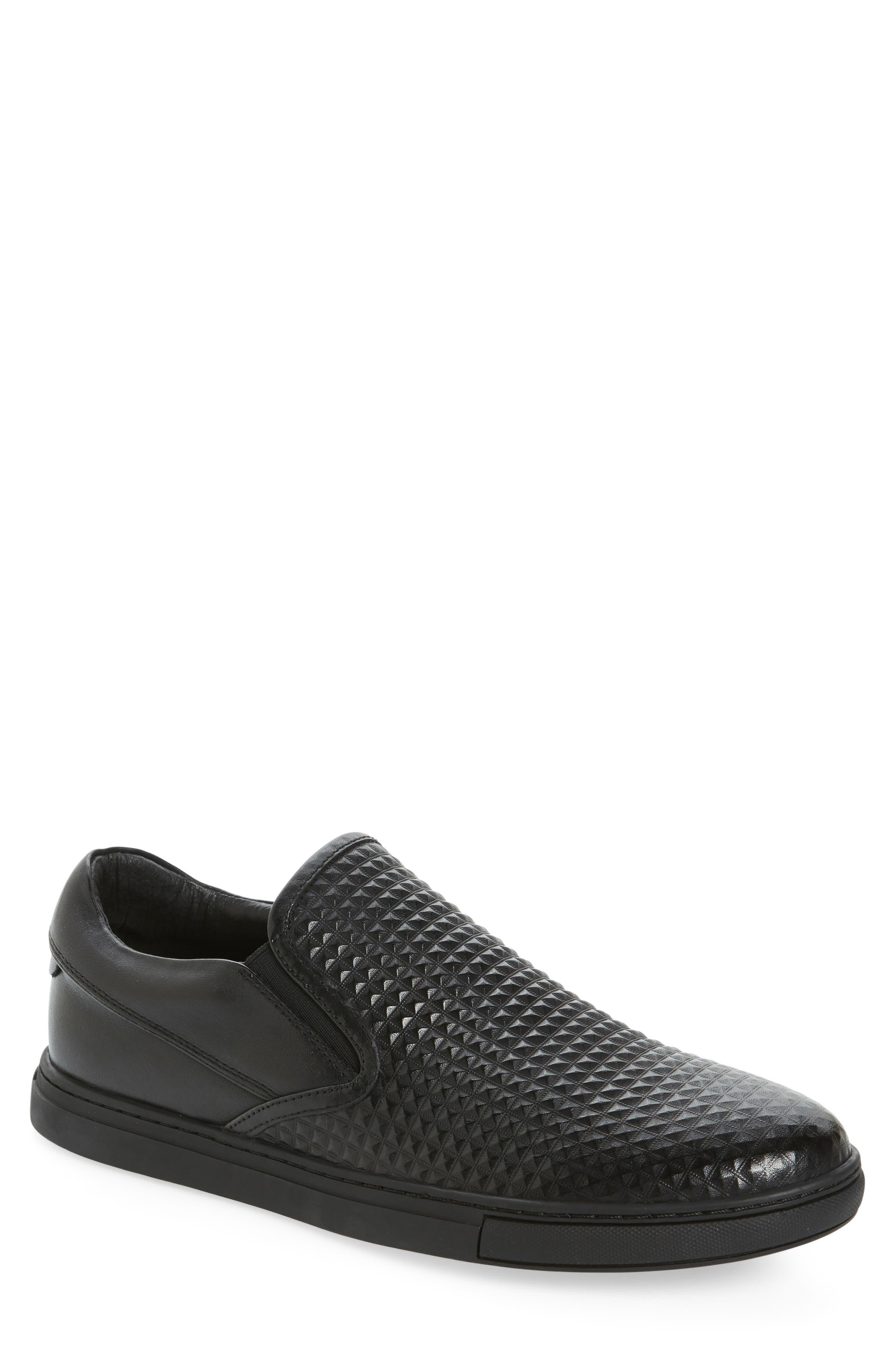 Manet Slip-On Sneaker,                             Main thumbnail 1, color,                             001