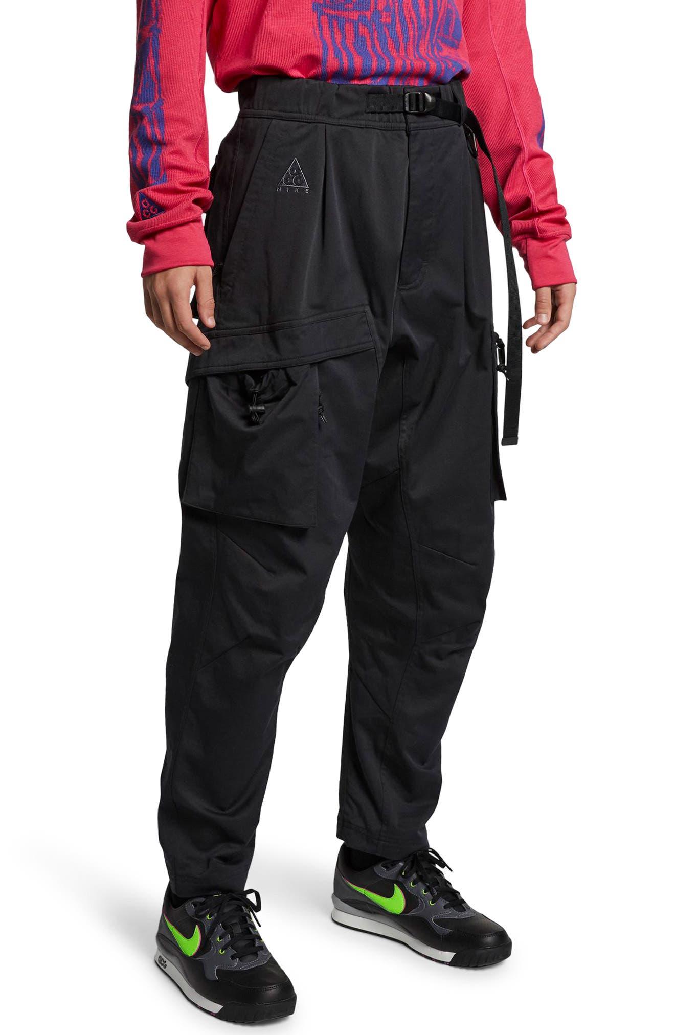 ACG Men's Cargo Pants, Main, color, BLACK