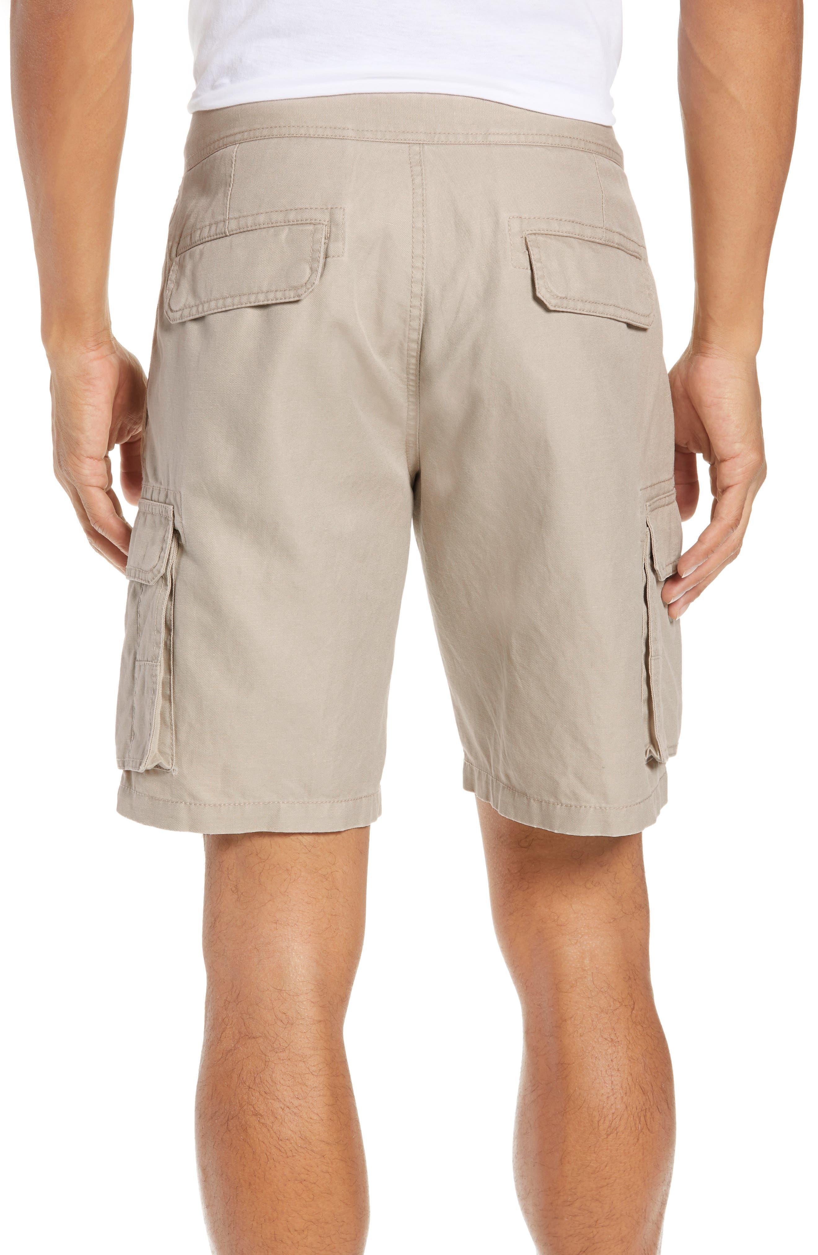 Sandyford Cargo Shorts,                             Alternate thumbnail 2, color,                             NATURAL