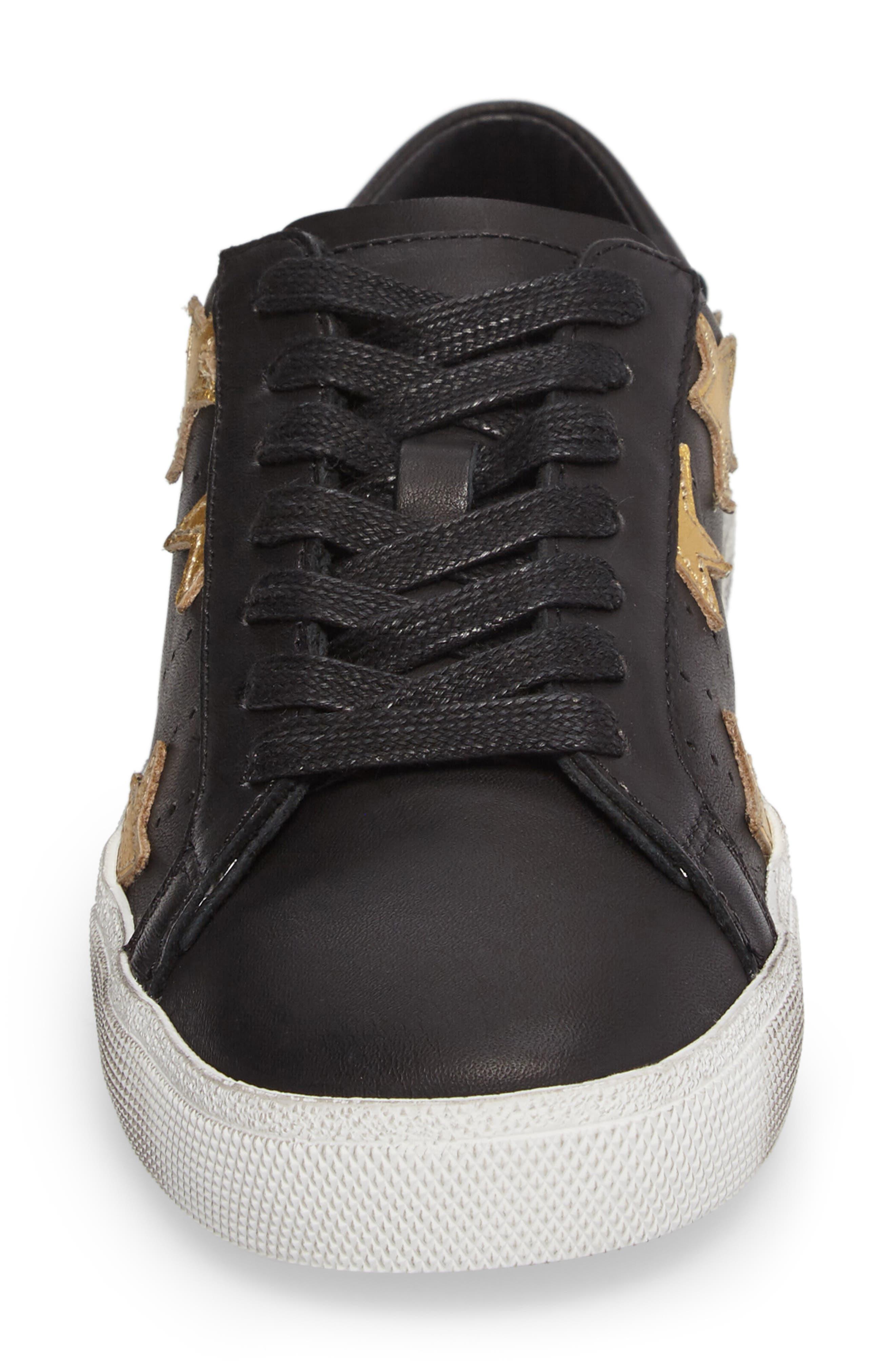Callback Star Sneaker,                             Alternate thumbnail 4, color,                             002