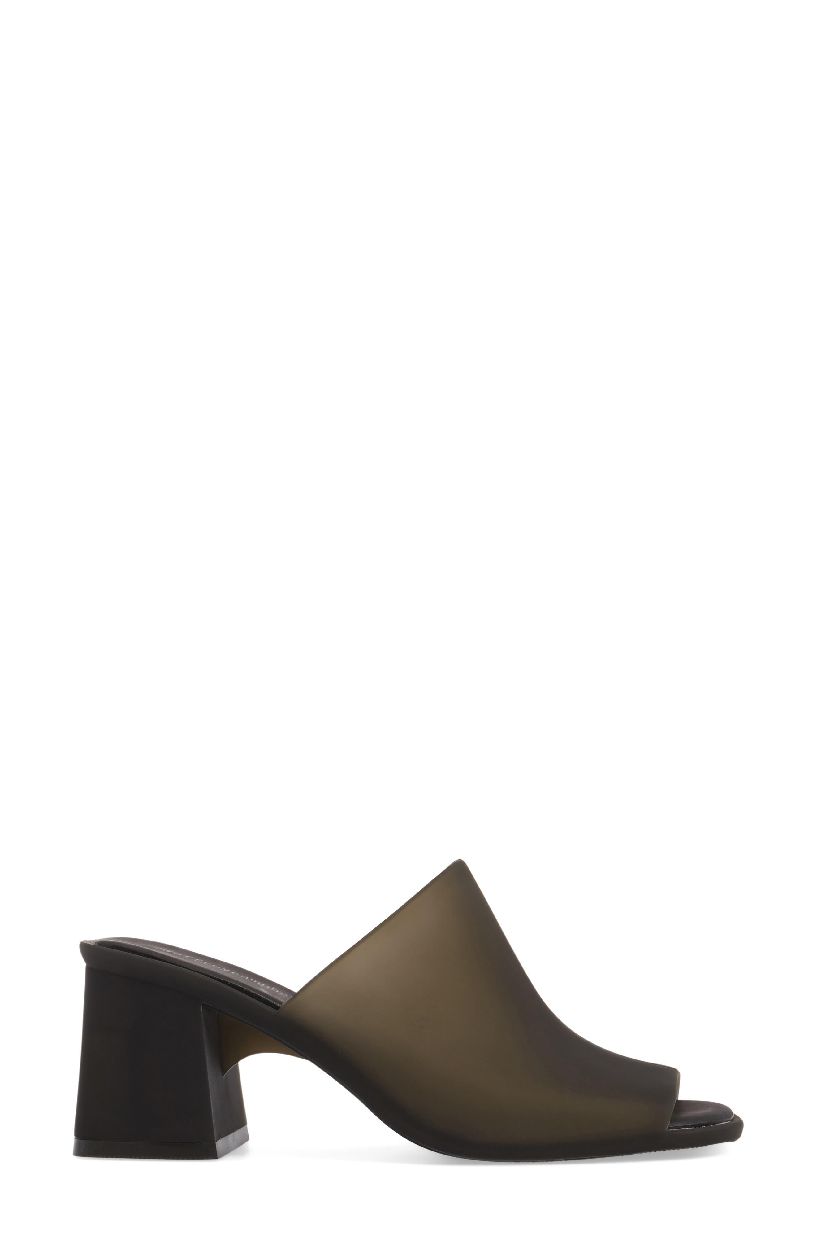 Jelly Slide Sandal,                             Alternate thumbnail 3, color,                             001