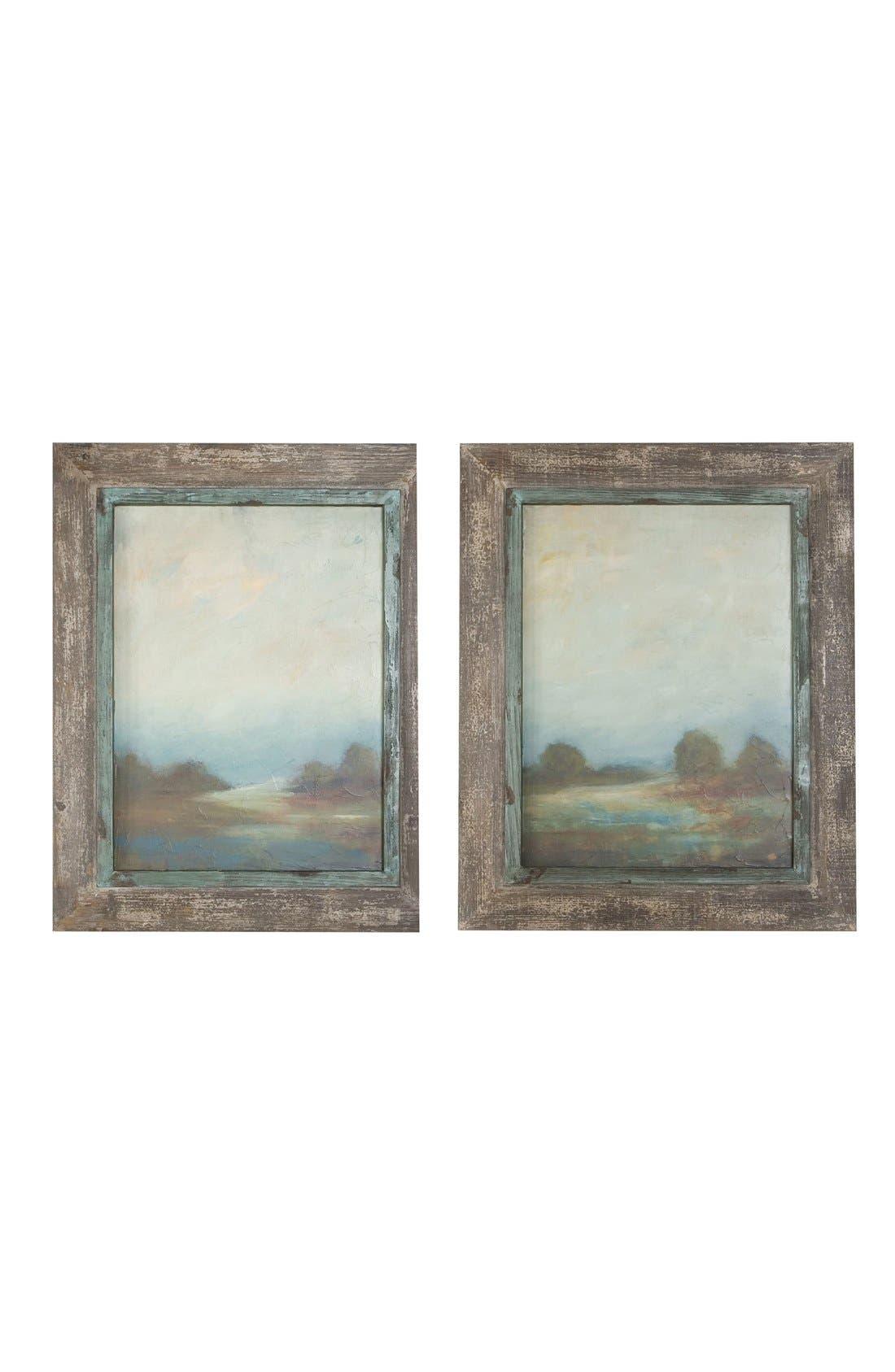 'Morning Vistas' Wall Art,                         Main,                         color, 400