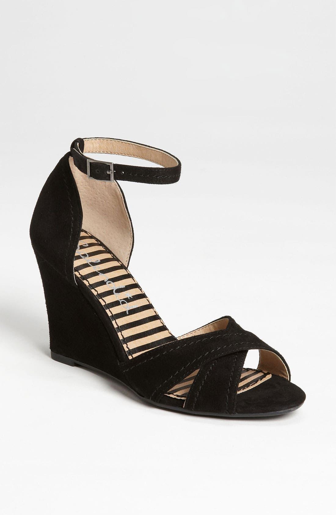 'Dallas' Sandal, Main, color, 001