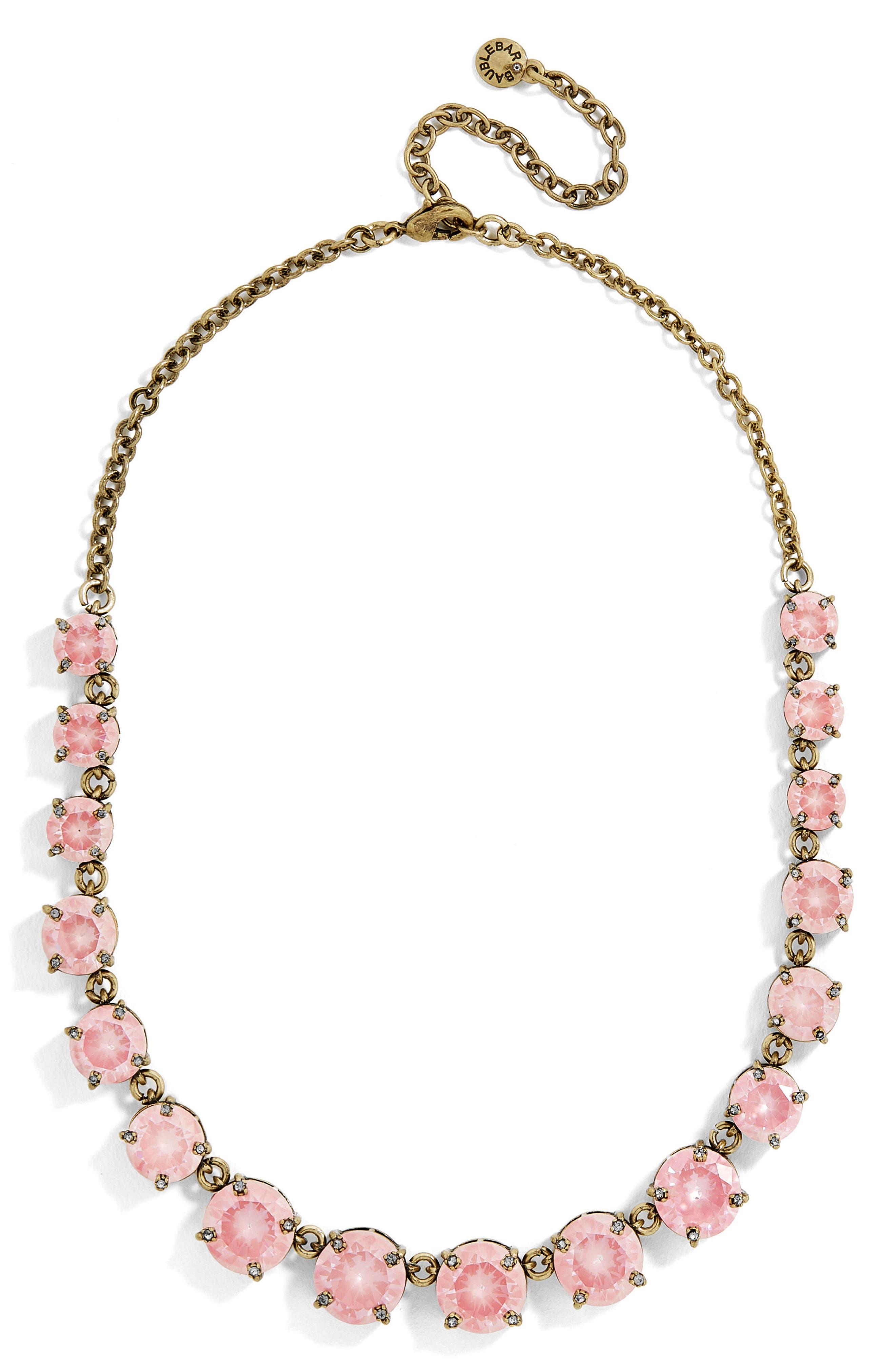 Crystal Collar Necklace,                             Main thumbnail 3, color,
