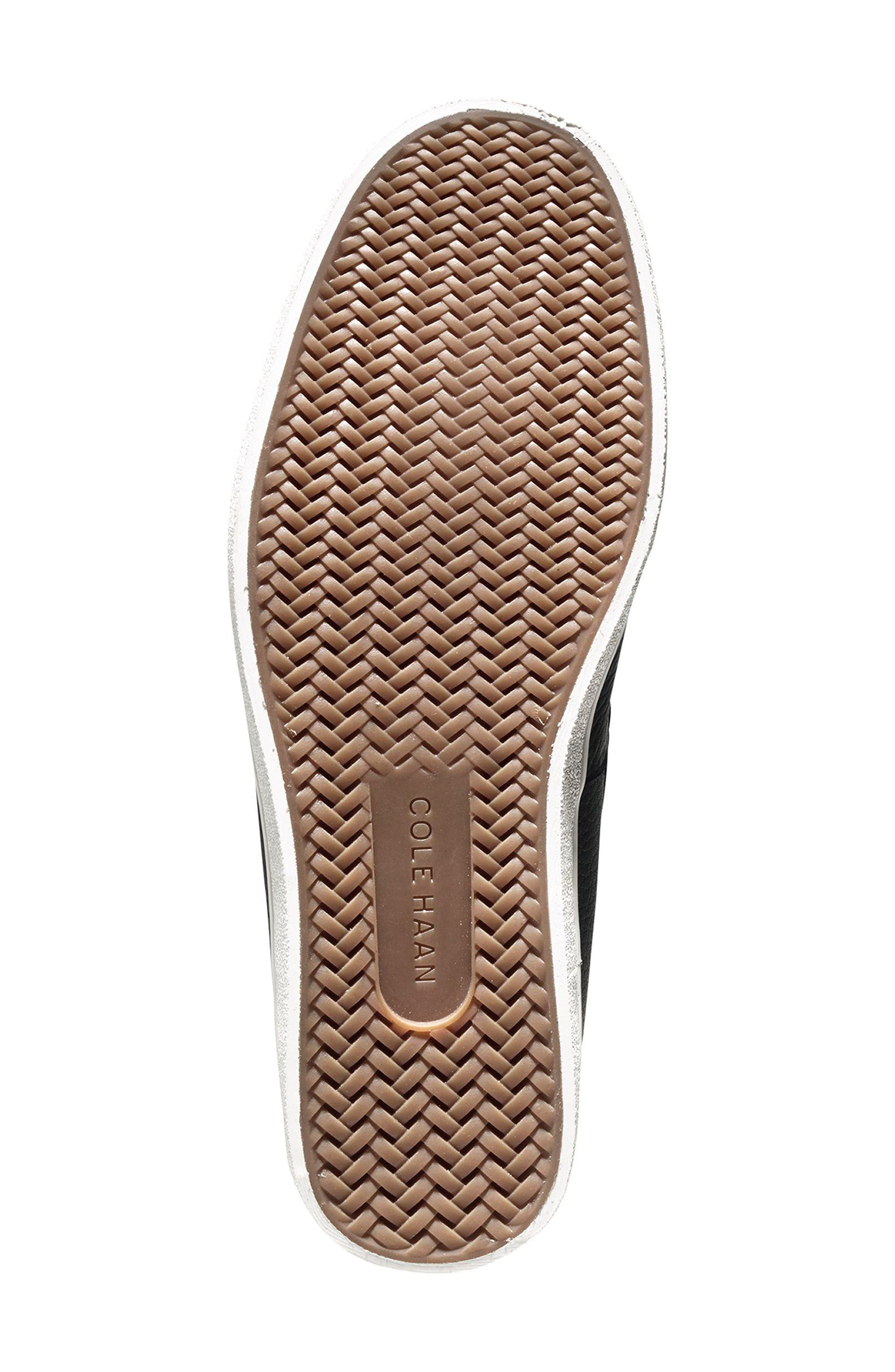 'Pinch' Penny Loafer,                             Alternate thumbnail 6, color,                             001