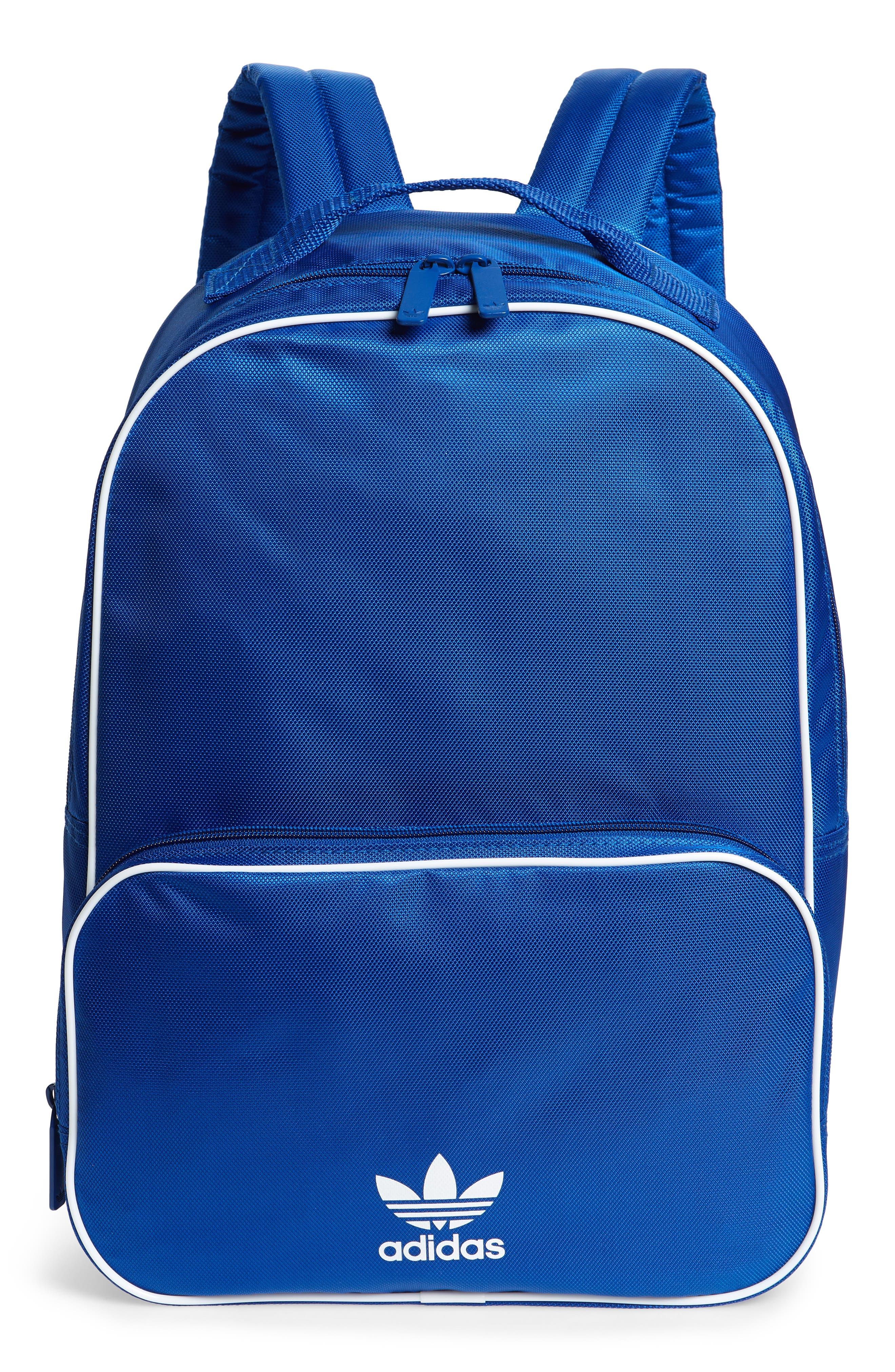 Originals Santiago Backpack,                         Main,                         color, COLLEGIATE ROYAL BLUE